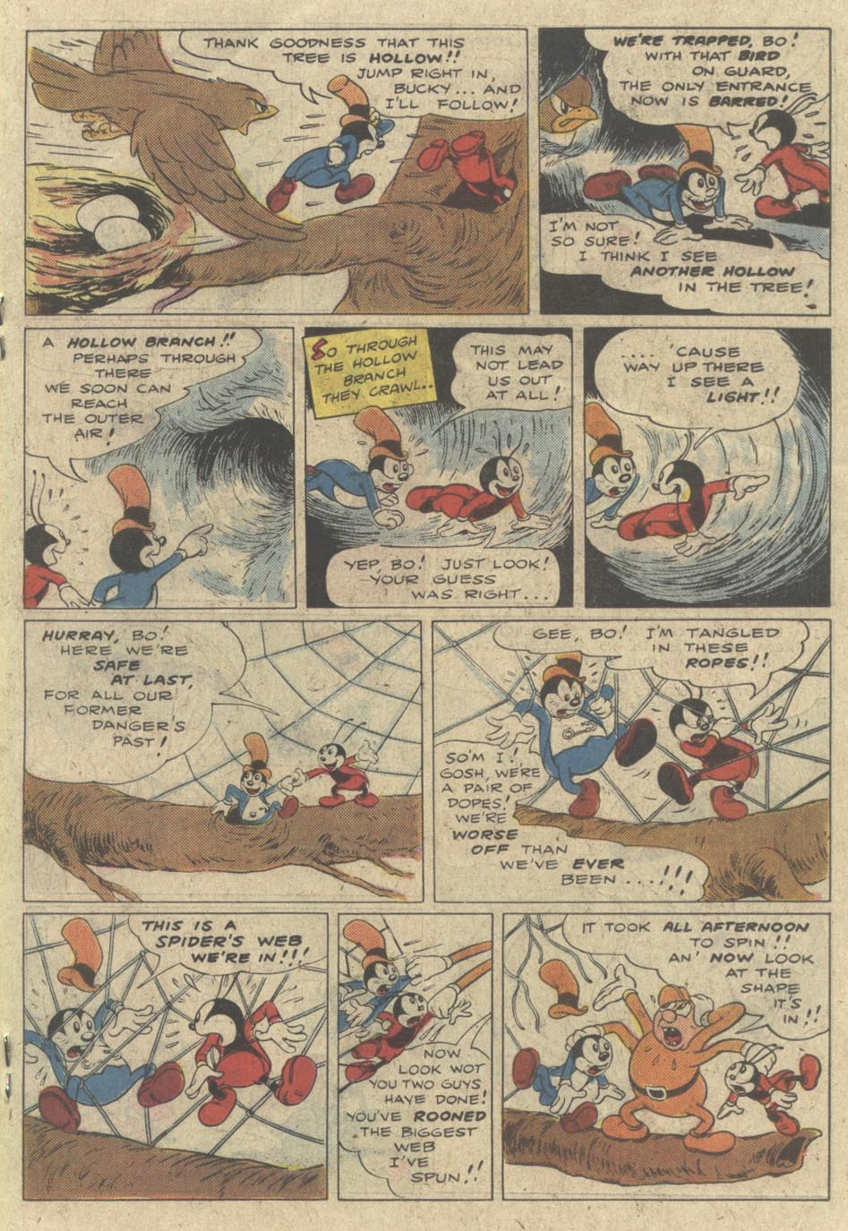 Walt Disney's Comics and Stories issue 529 - Page 19
