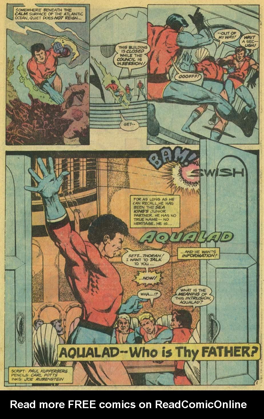 Read online Adventure Comics (1938) comic -  Issue #453 - 25