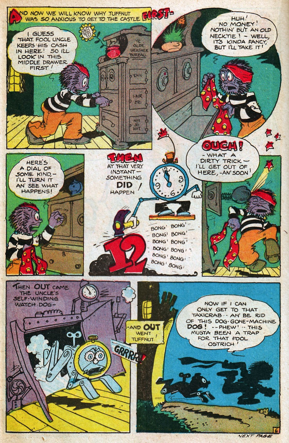 Jingle Jangle Comics issue 15 - Page 22