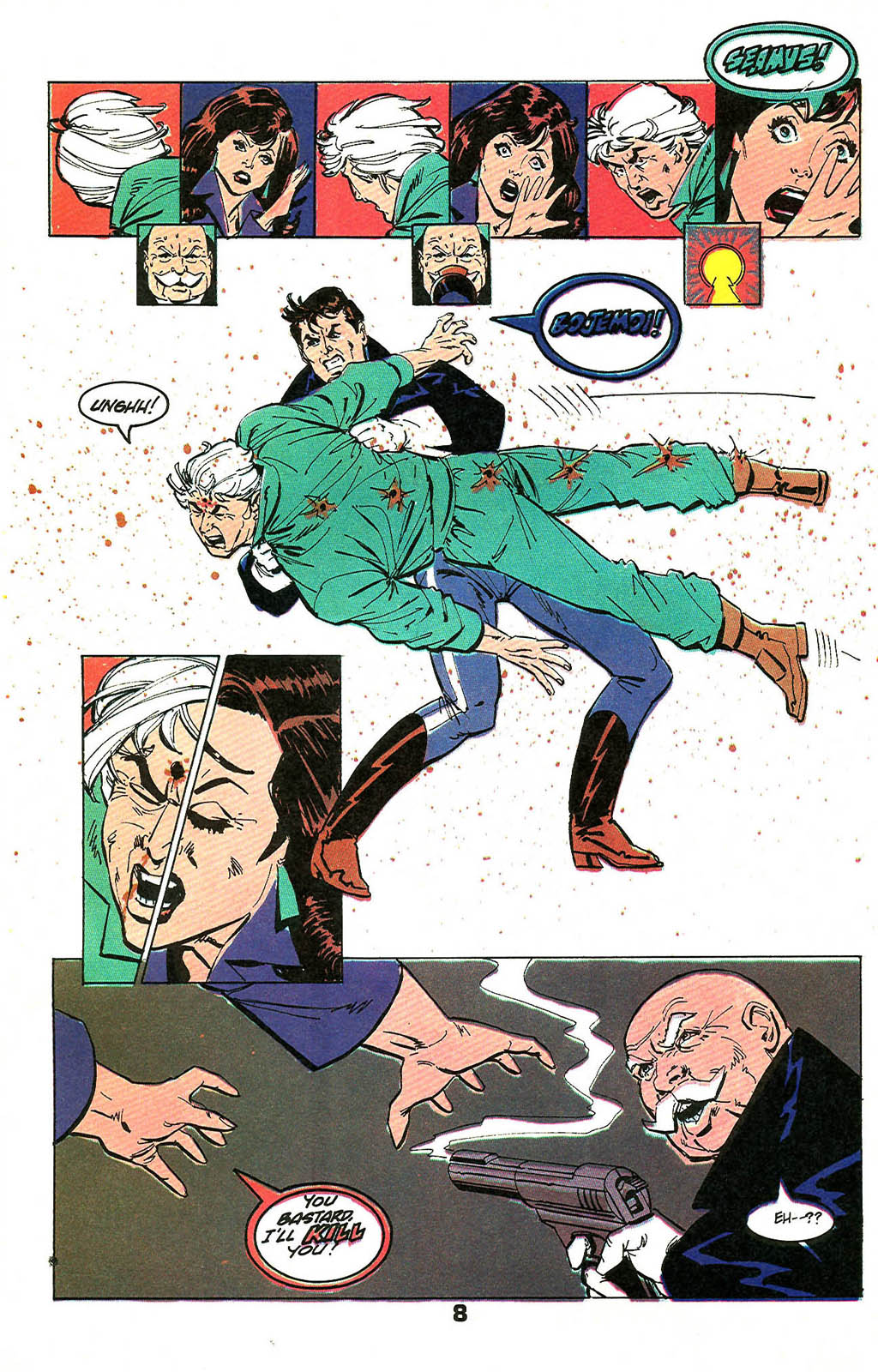 Read online American Flagg! comic -  Issue #49 - 10