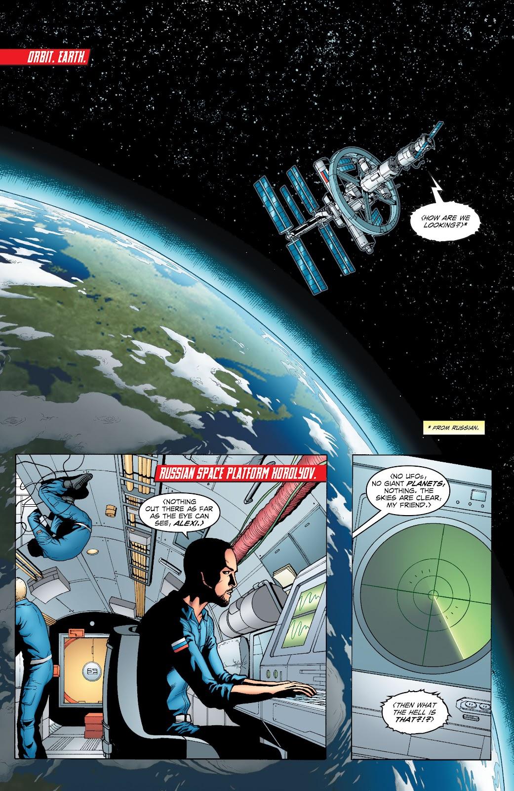 Read online Smallville Season 11 [II] comic -  Issue # TPB 1 - 10