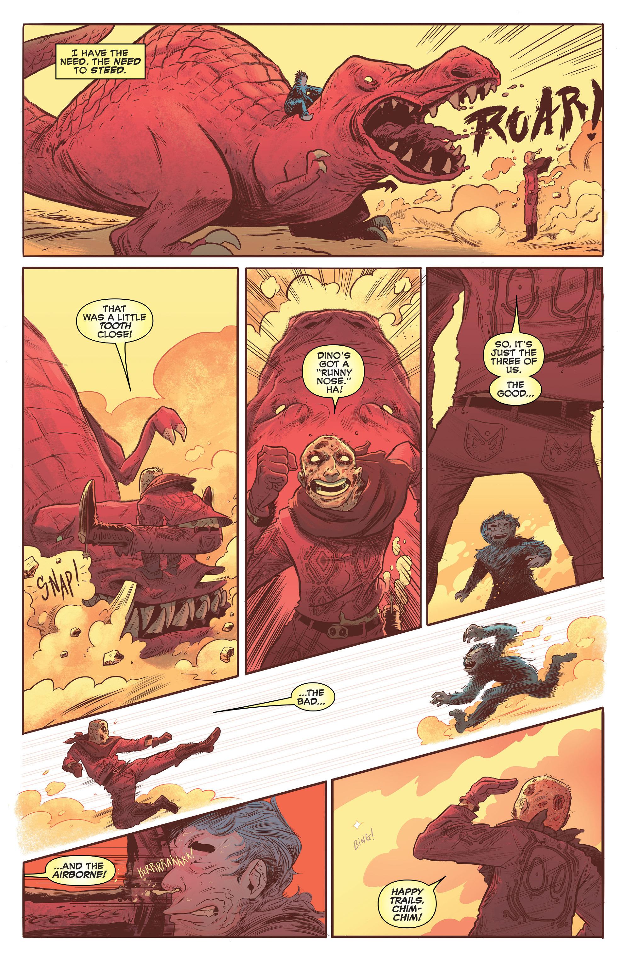 Read online Secret Wars Journal/Battleworld comic -  Issue # TPB - 179
