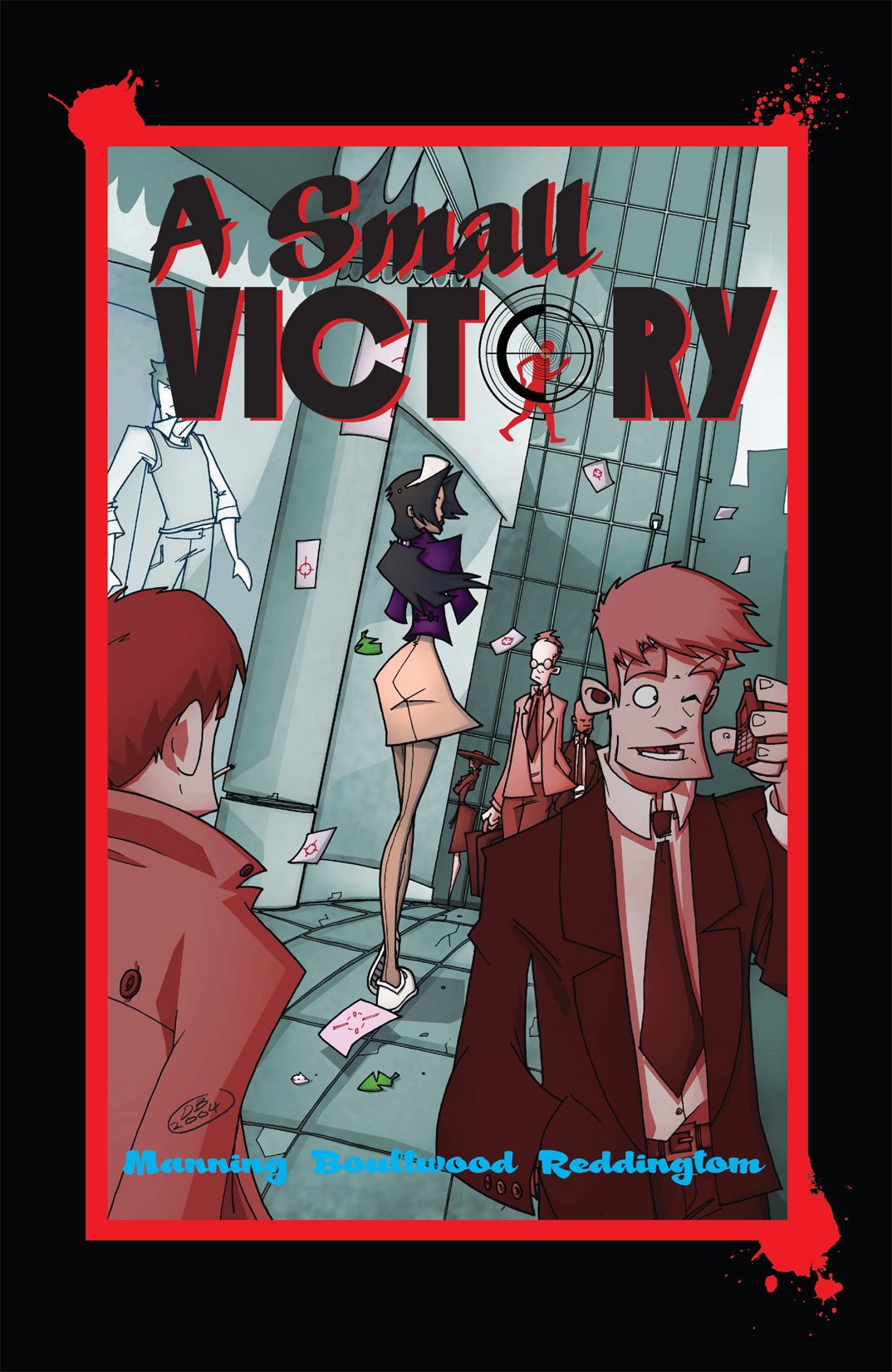 Read online Nightmare World comic -  Issue # Vol. 1 Thirteen Tales of Terror - 107