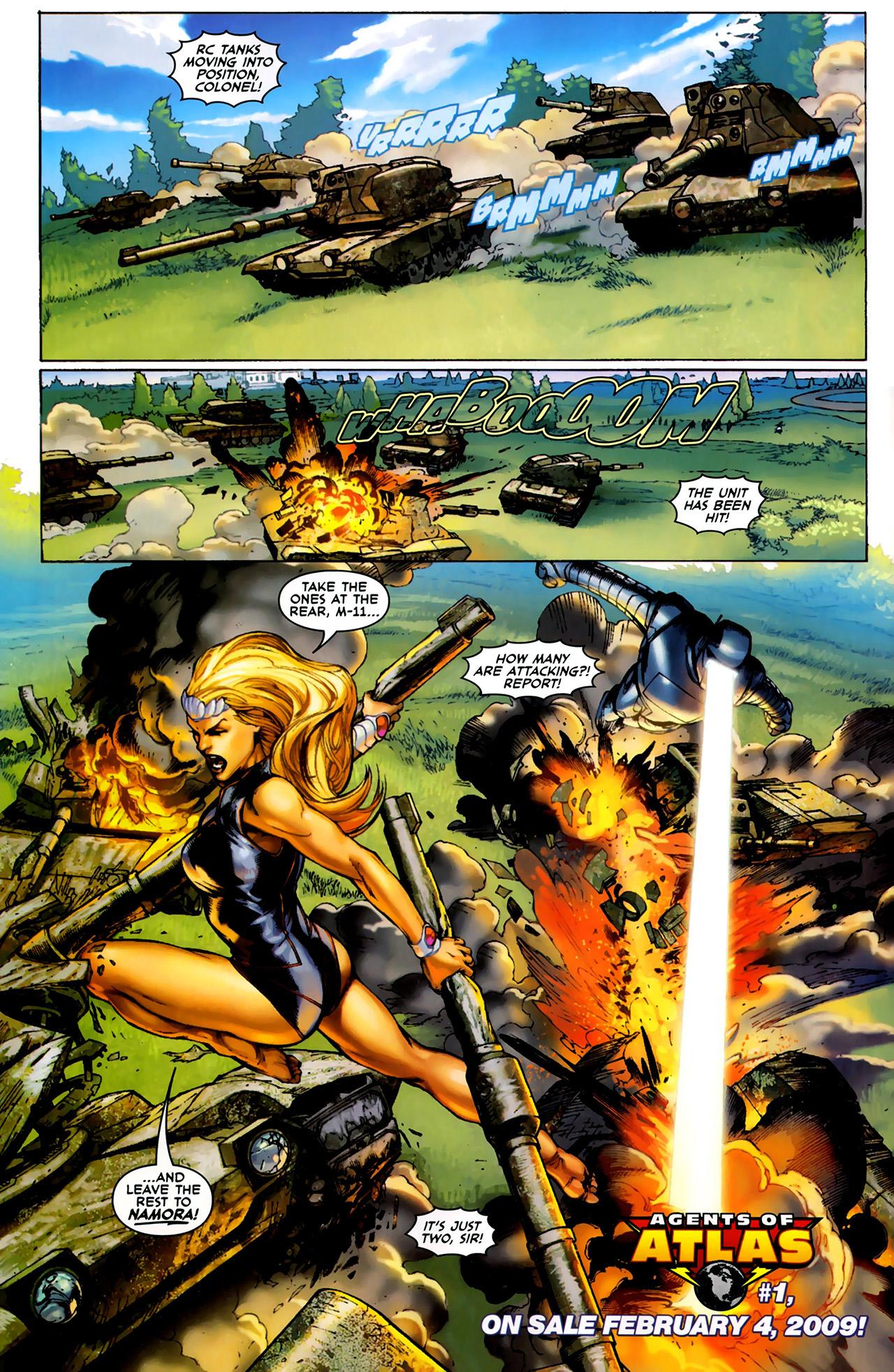 Read online Secret Invasion: Dark Reign comic -  Issue # Full - 36