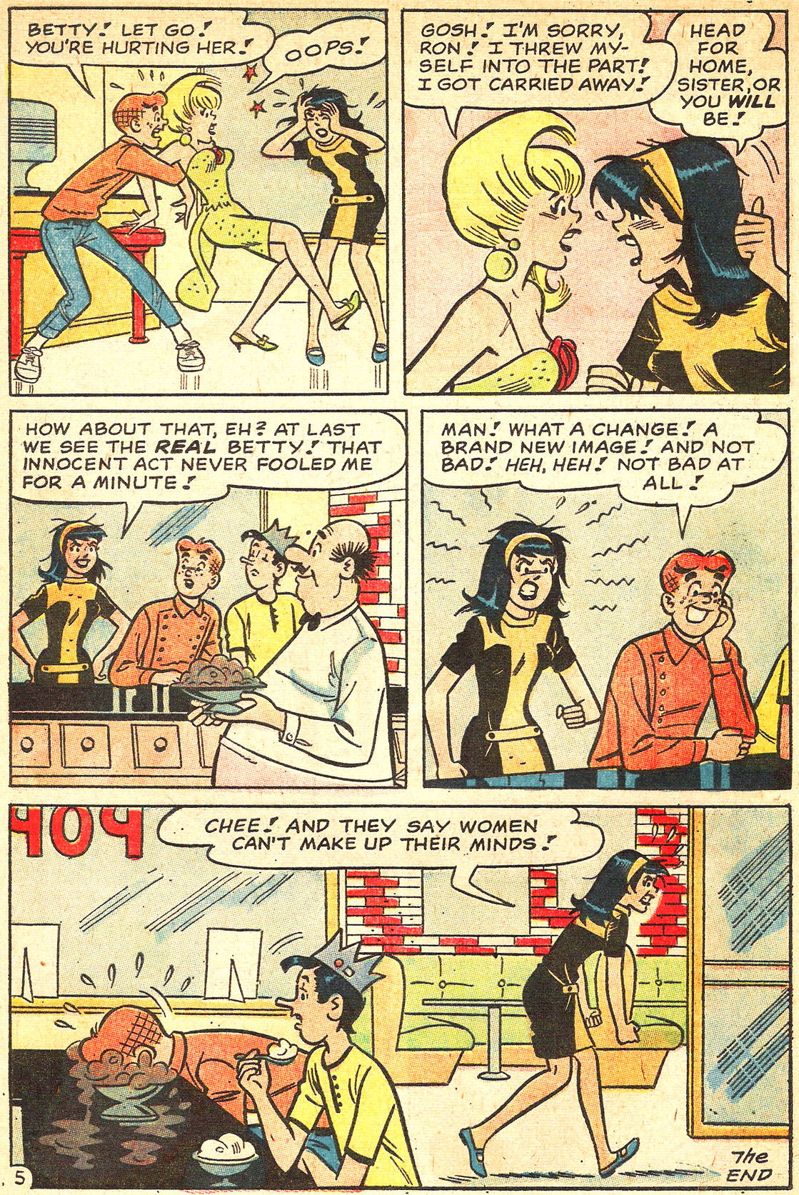 Read online Archie's Girls Betty and Veronica comic -  Issue #133 - 24