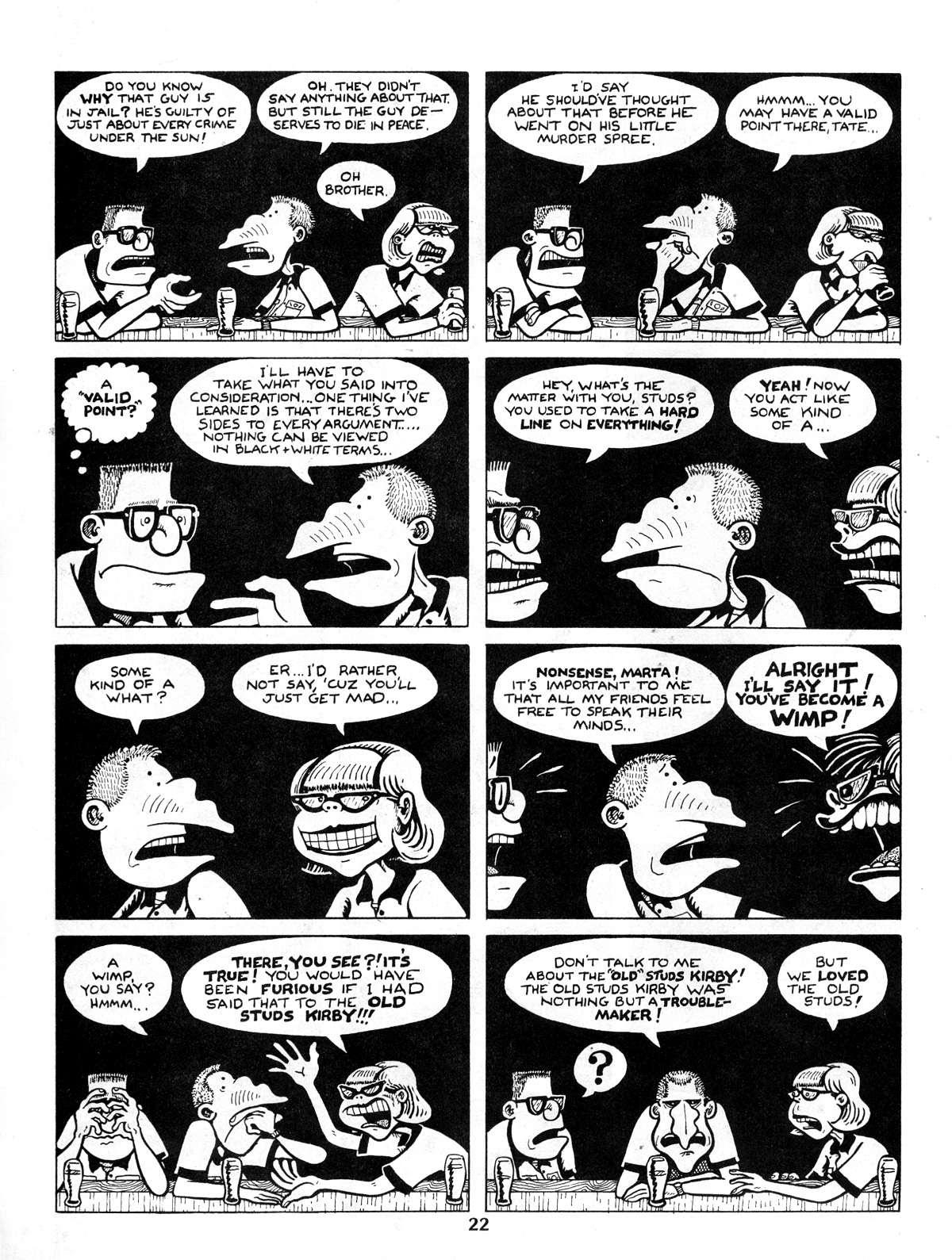 Read online Neat Stuff comic -  Issue #4 - 22