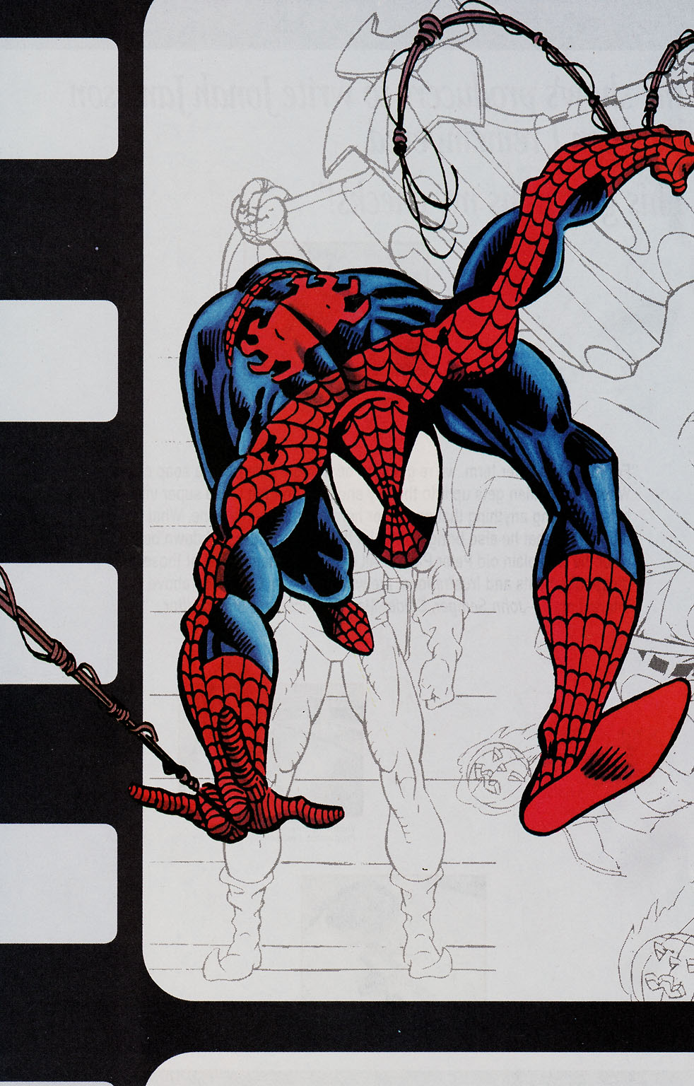 Web of Spider-Man (1985) Issue #113 #123 - English 41