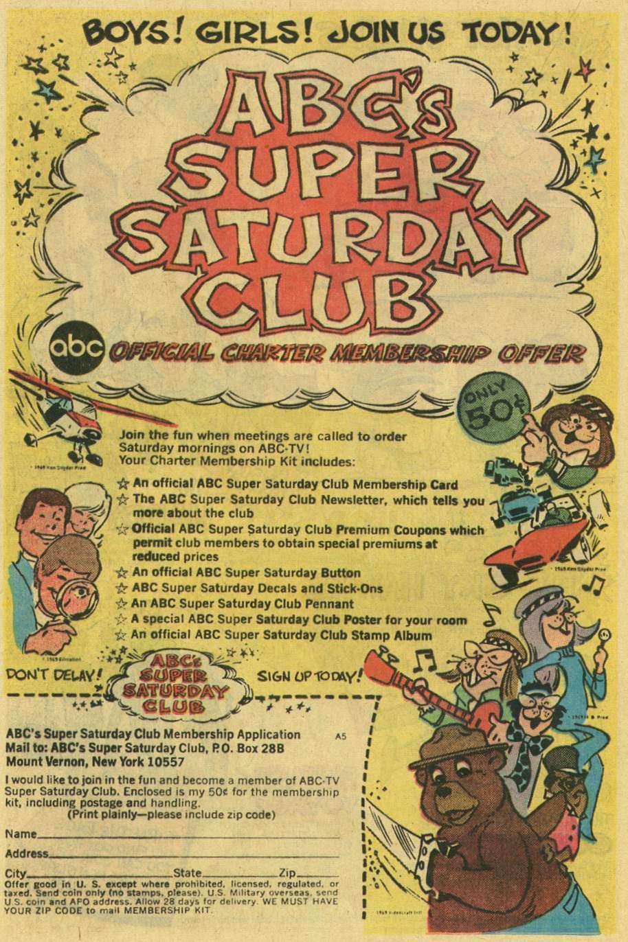 Read online Aquaman (1962) comic -  Issue #48 - 20