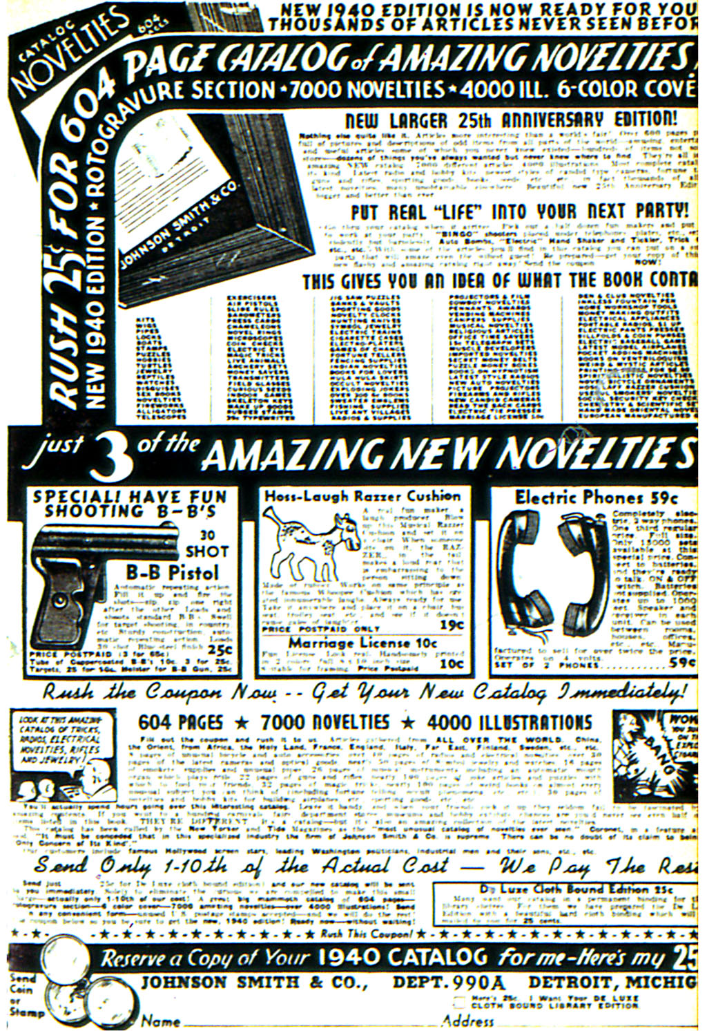 Read online Adventure Comics (1938) comic -  Issue #43 - 67