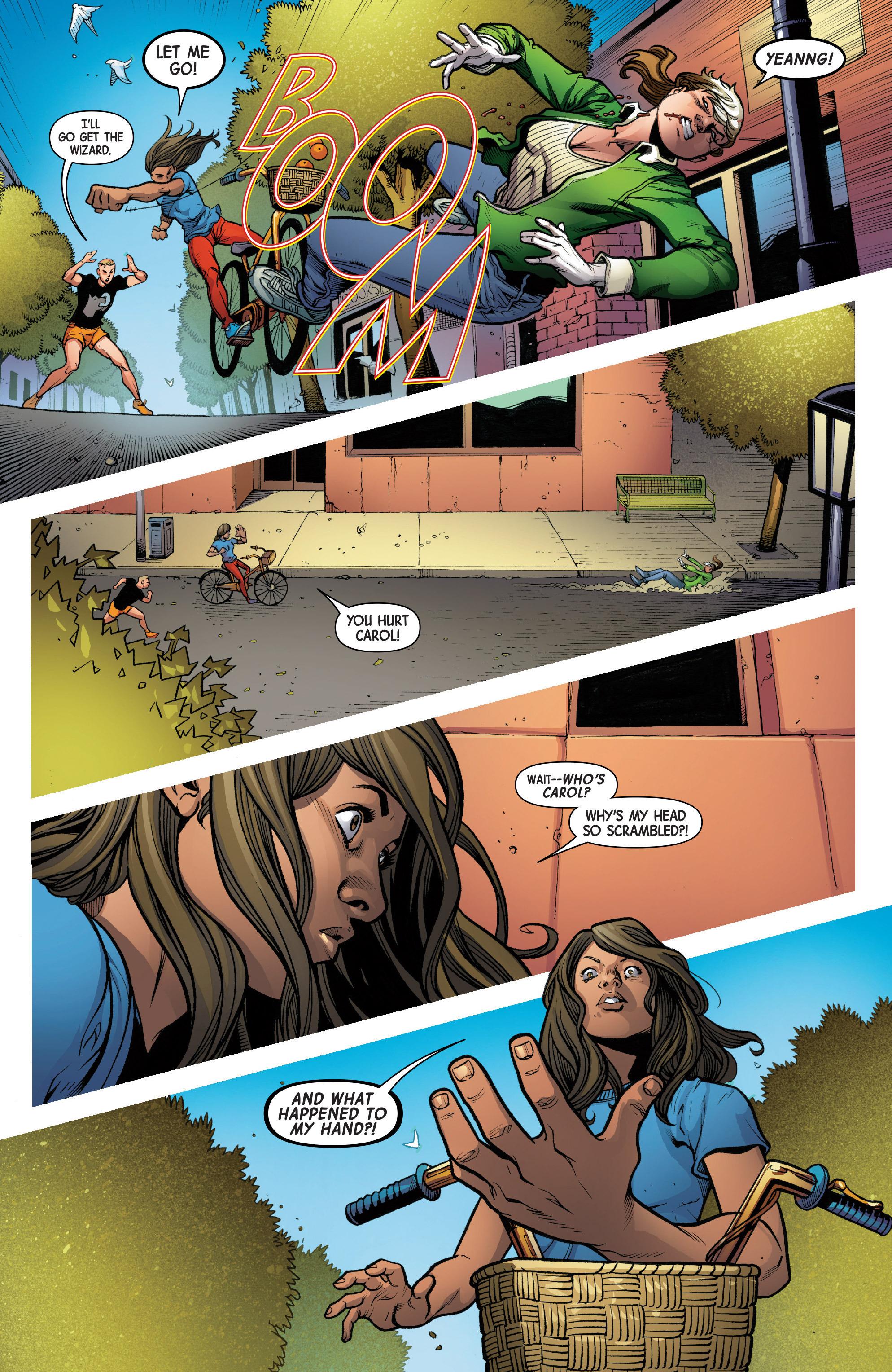Read online Uncanny Avengers [II] comic -  Issue #8 - 12