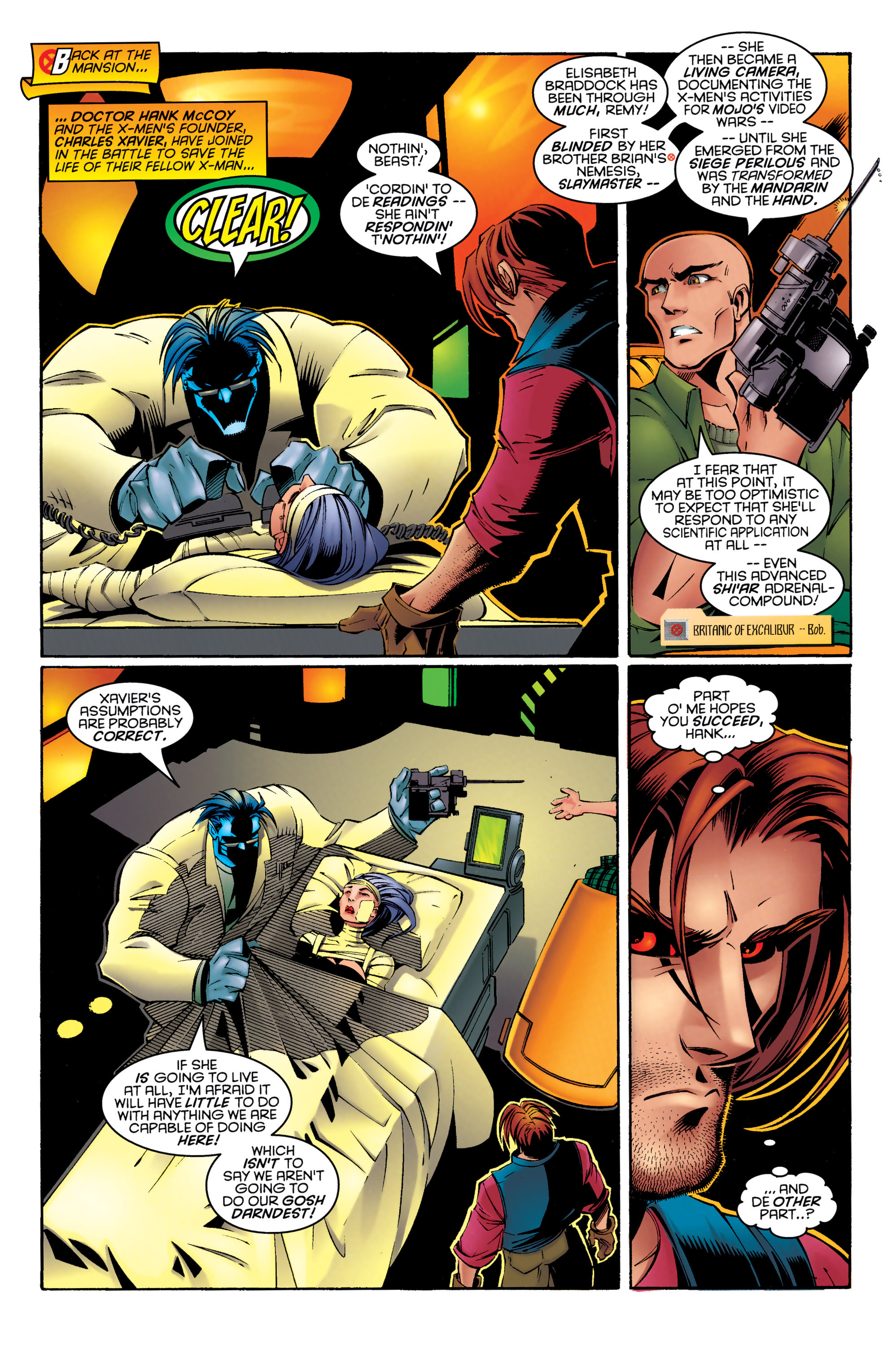 Read online Uncanny X-Men (1963) comic -  Issue #330 - 14