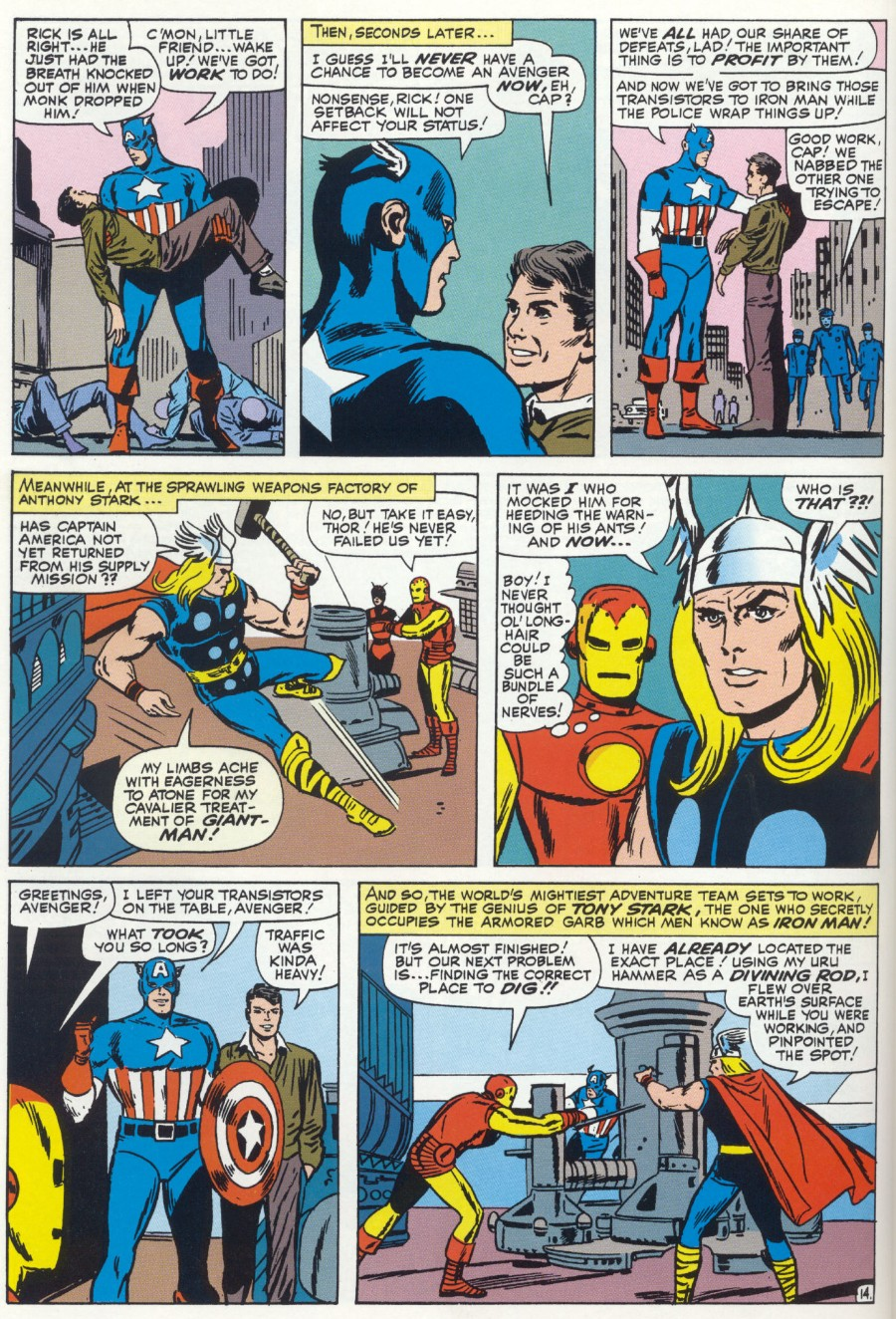 The Avengers (1963) 12 Page 14