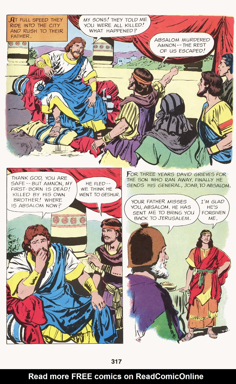 The Picture Bible issue TPB (Part 4) - Page 20
