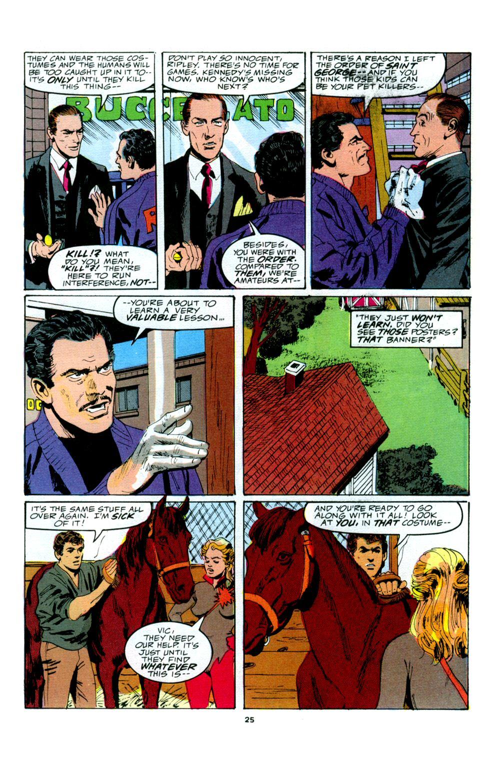 Read online Powerline comic -  Issue #5 - 27