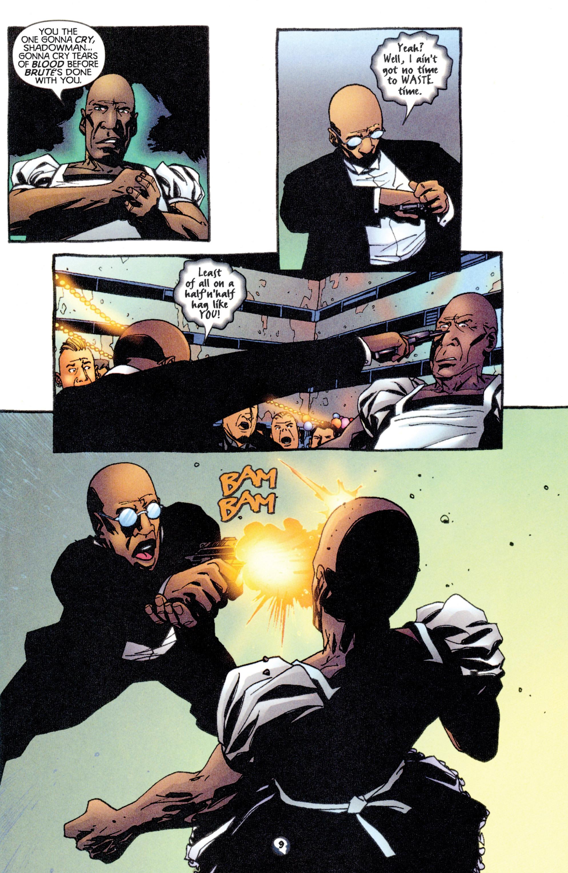 Read online Shadowman (1997) comic -  Issue #14 - 8