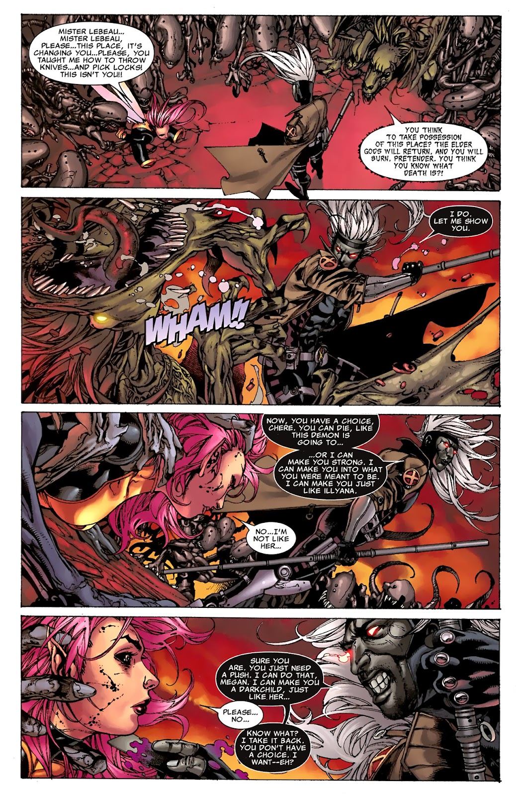 Read online X-Men: Second Coming Revelations comic -  Issue # TPB (Part 2) - 38