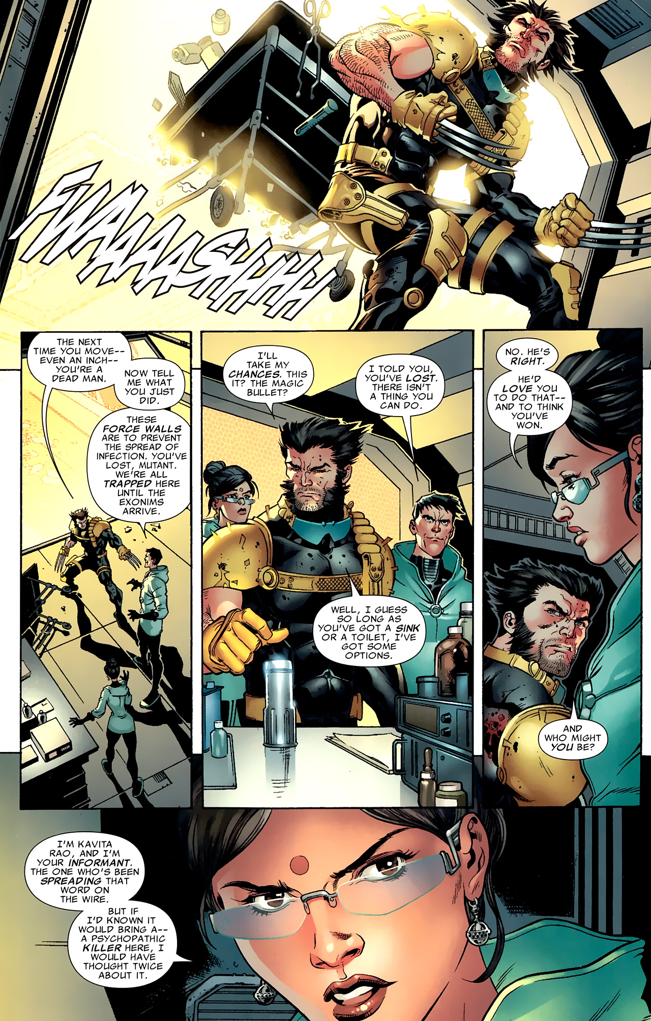 Read online Age of X: Alpha comic -  Issue #Age of X: Alpha Full - 27
