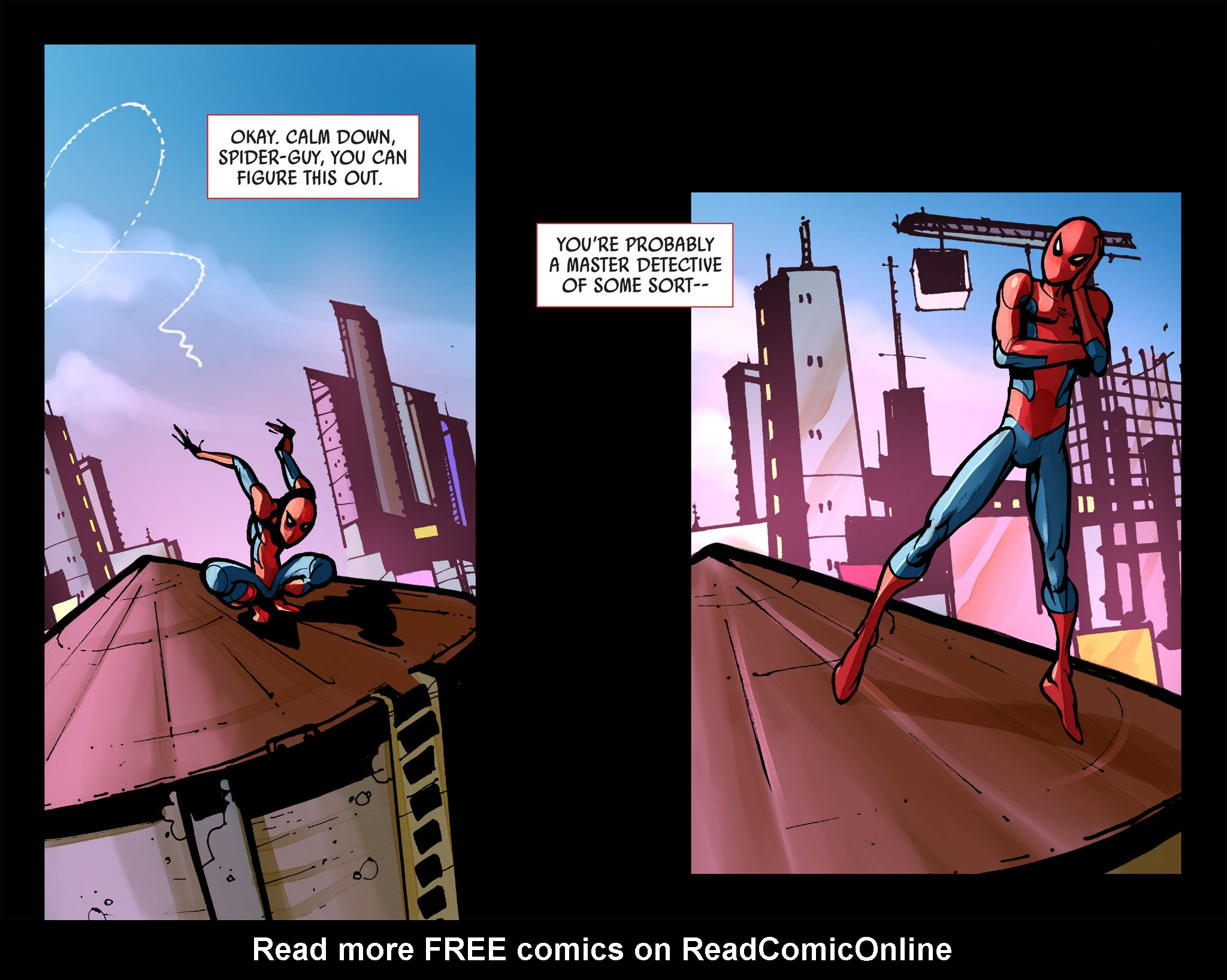 Read online Amazing Spider-Man: Who Am I? comic -  Issue # Full (Part 1) - 198