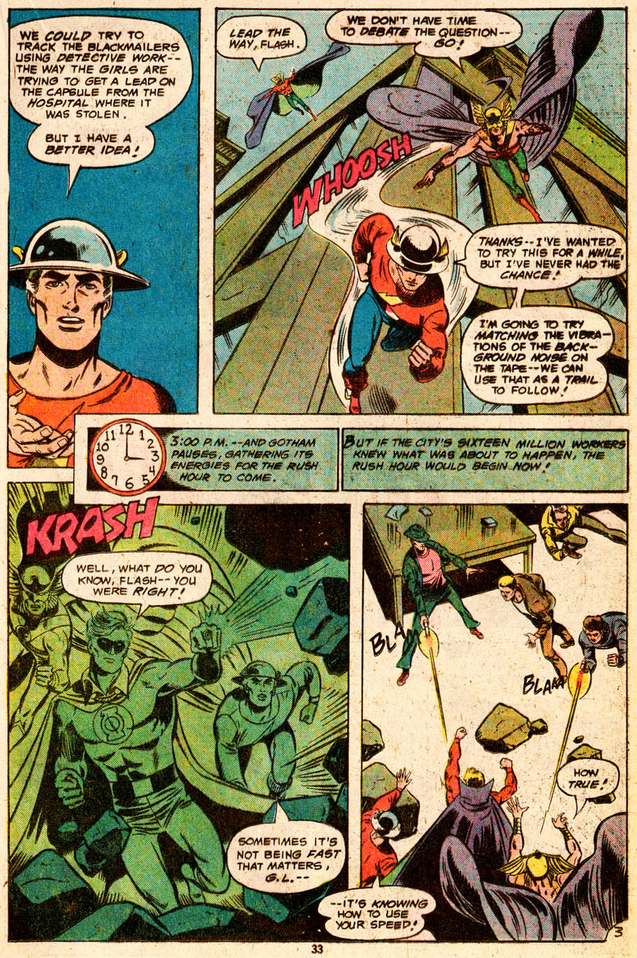 Read online Adventure Comics (1938) comic -  Issue #465 - 34