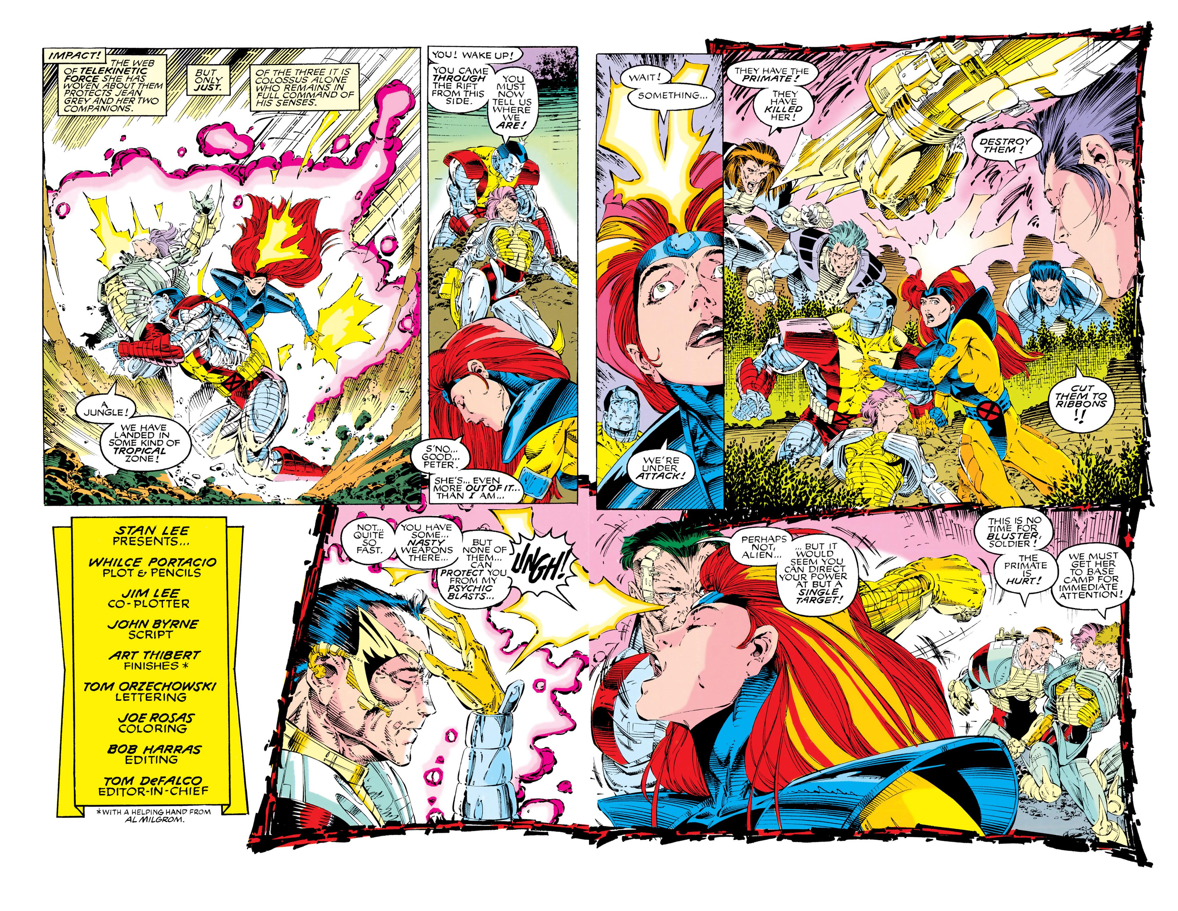 Read online Uncanny X-Men (1963) comic -  Issue #285 - 3