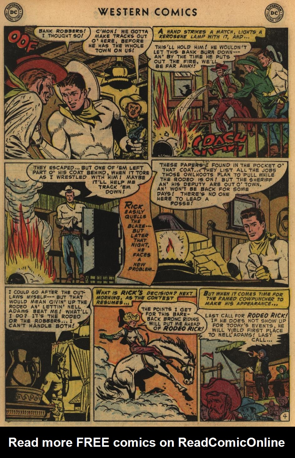 Western Comics issue 40 - Page 16