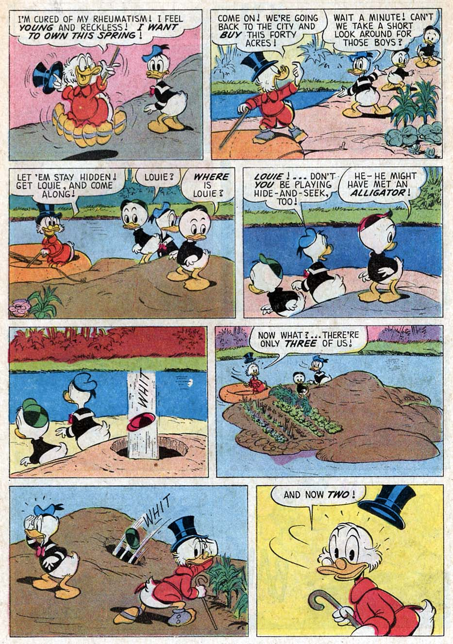Read online Uncle Scrooge (1953) comic -  Issue #97 - 11
