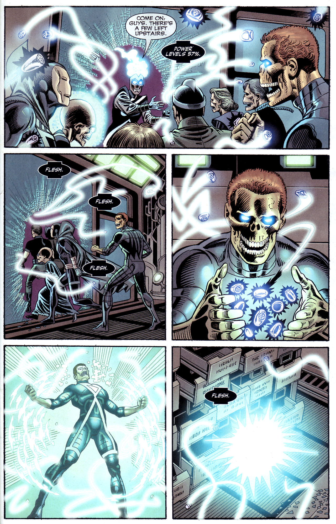 Read online Adventure Comics (2009) comic -  Issue #4 - 8