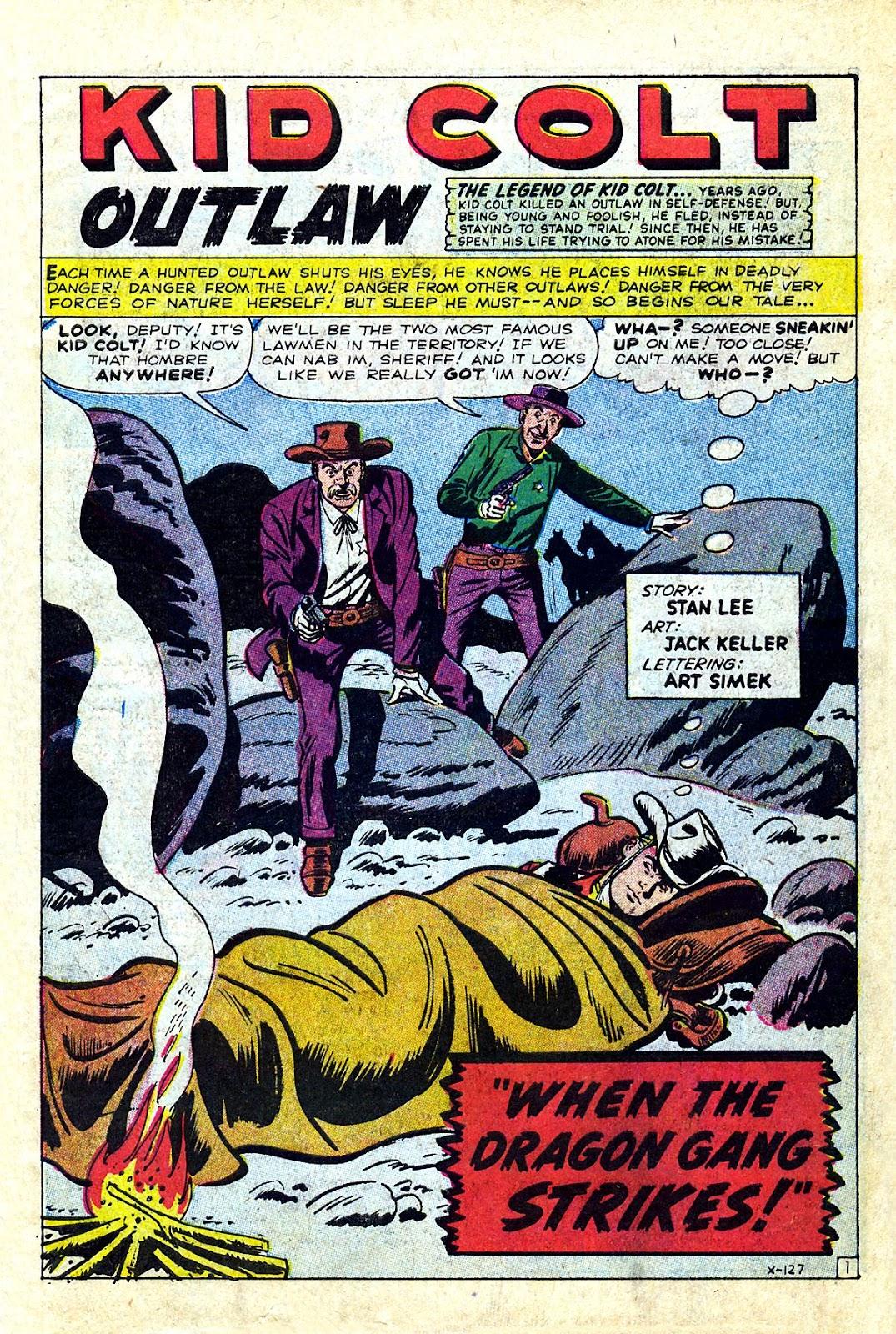 Gunsmoke Western issue 75 - Page 3