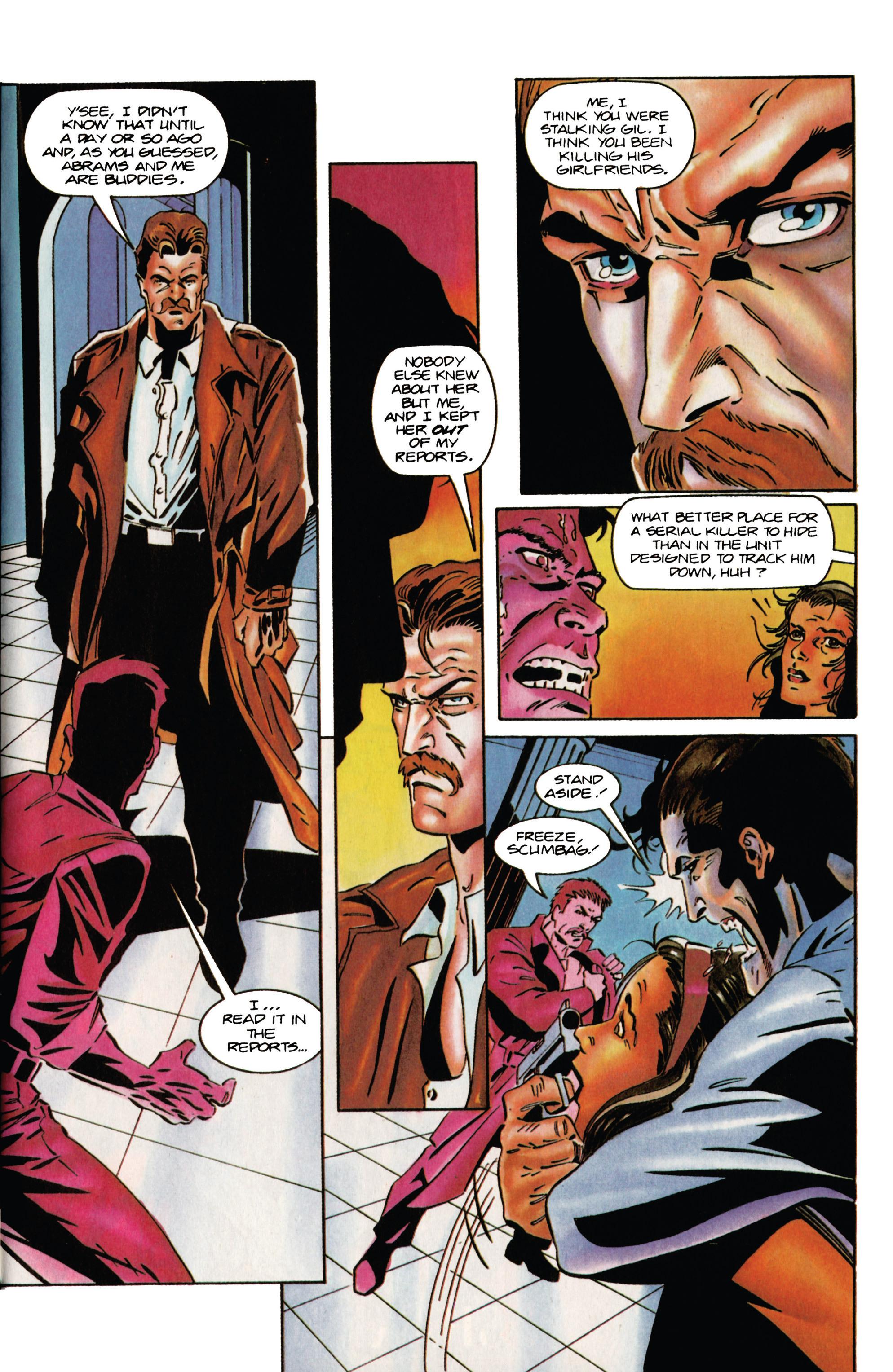 Read online Eternal Warrior (1992) comic -  Issue #34 - 13