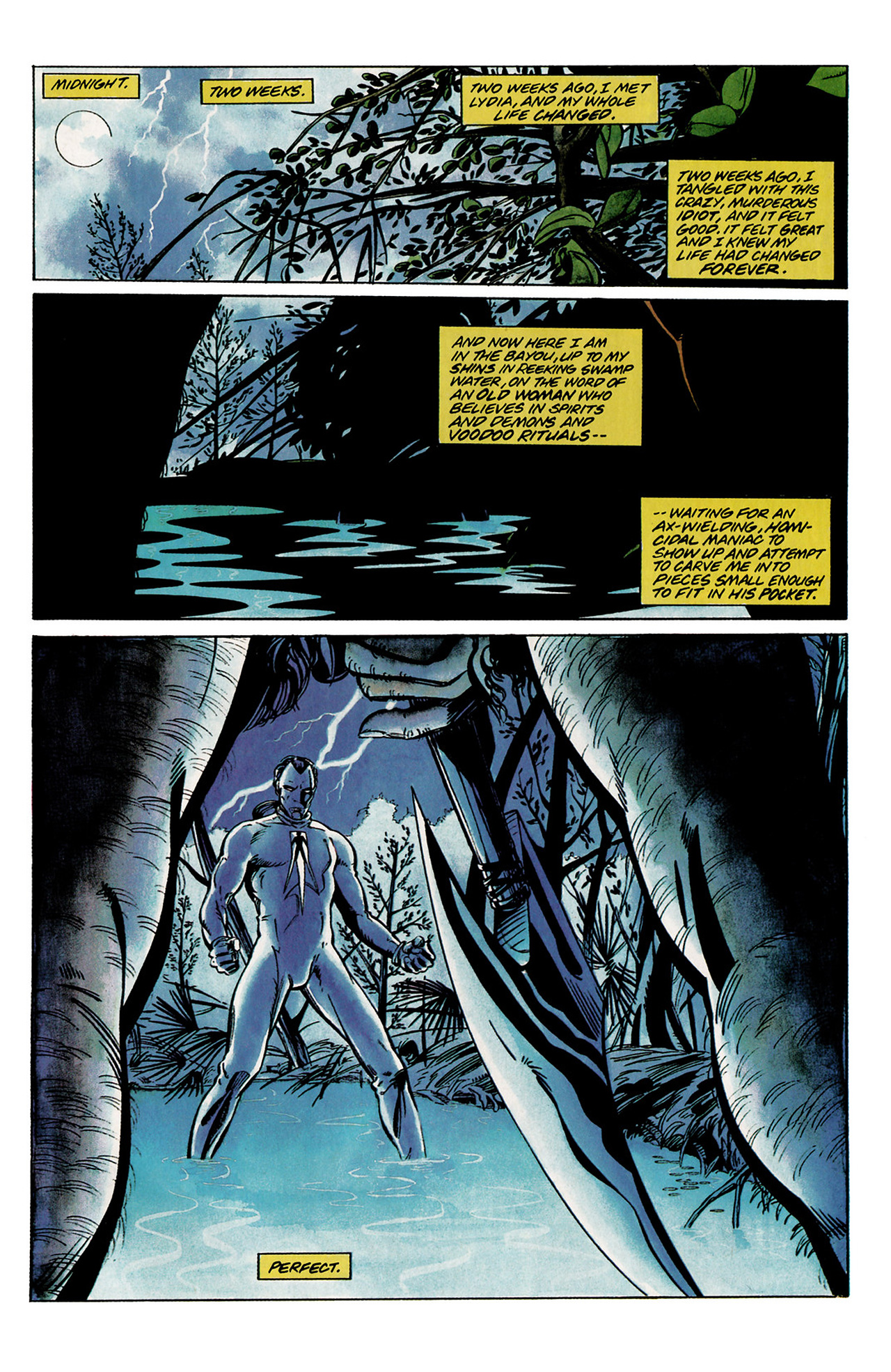 Read online Shadowman (1992) comic -  Issue #2 - 18