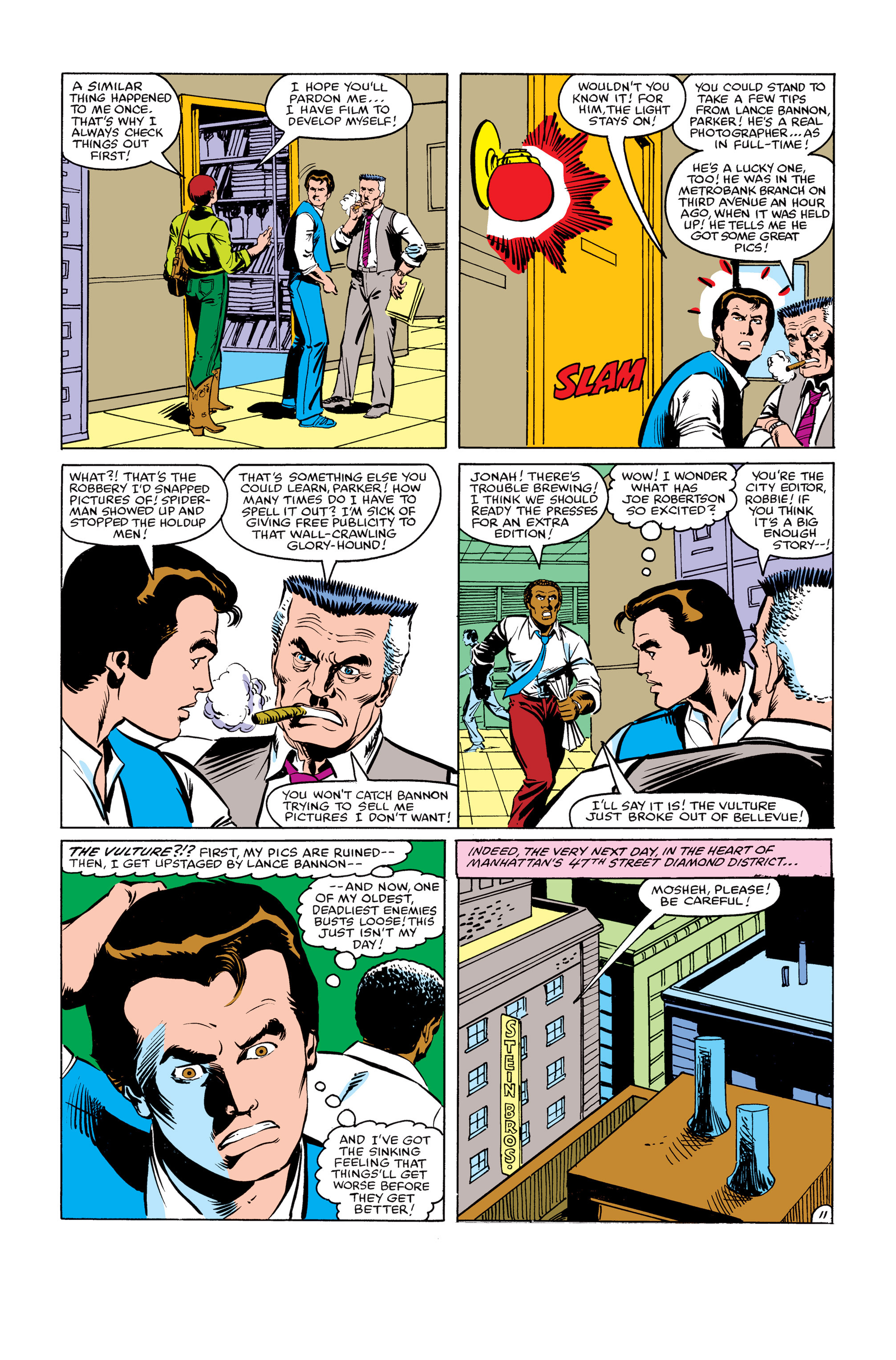 The Amazing Spider-Man (1963) 224 Page 11