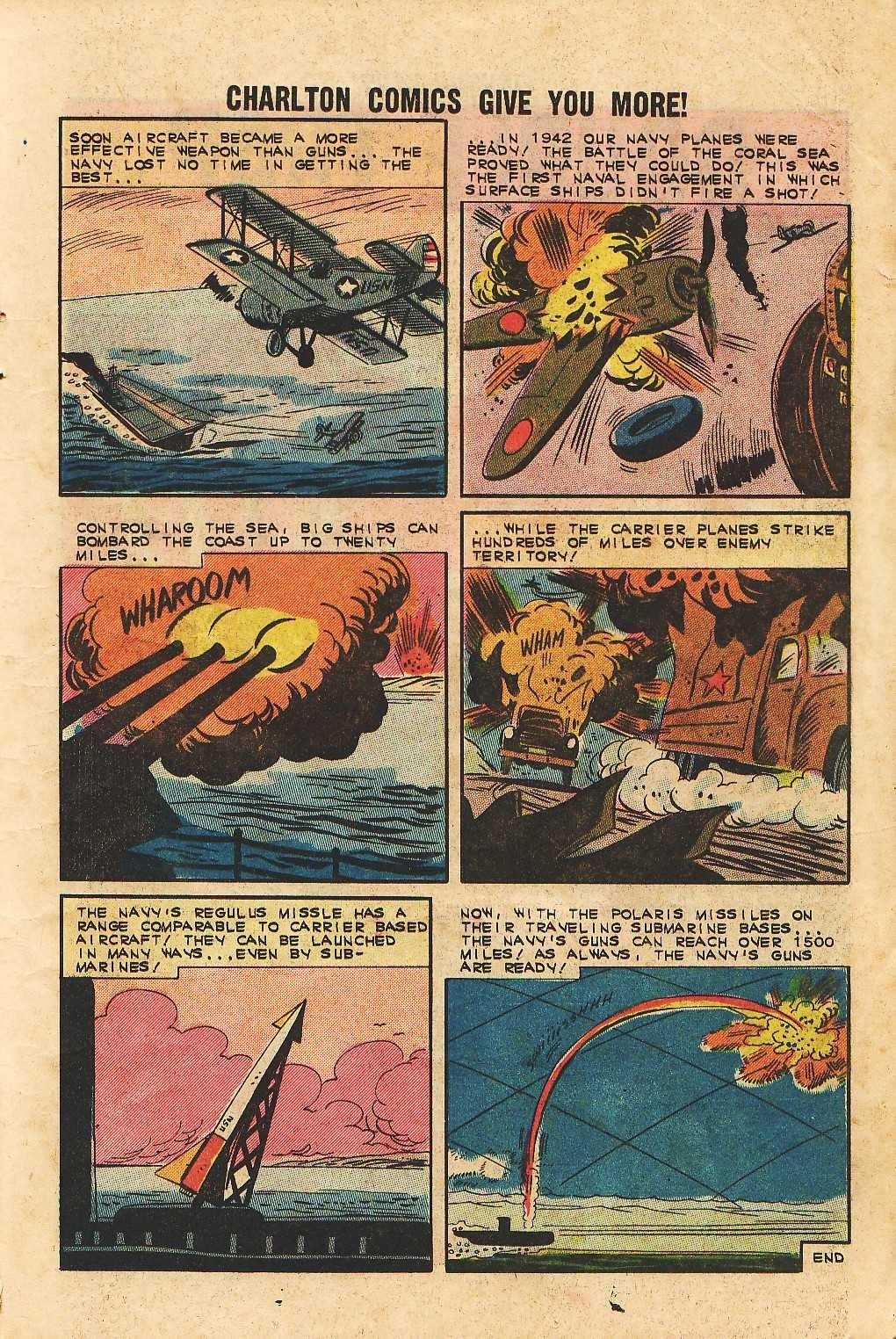 Read online Fightin' Navy comic -  Issue #105 - 13