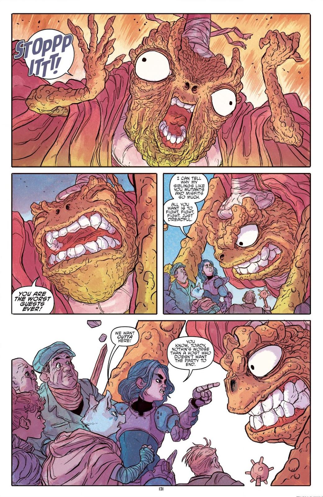 Read online Teenage Mutant Ninja Turtles: The IDW Collection comic -  Issue # TPB 9 (Part 2) - 31