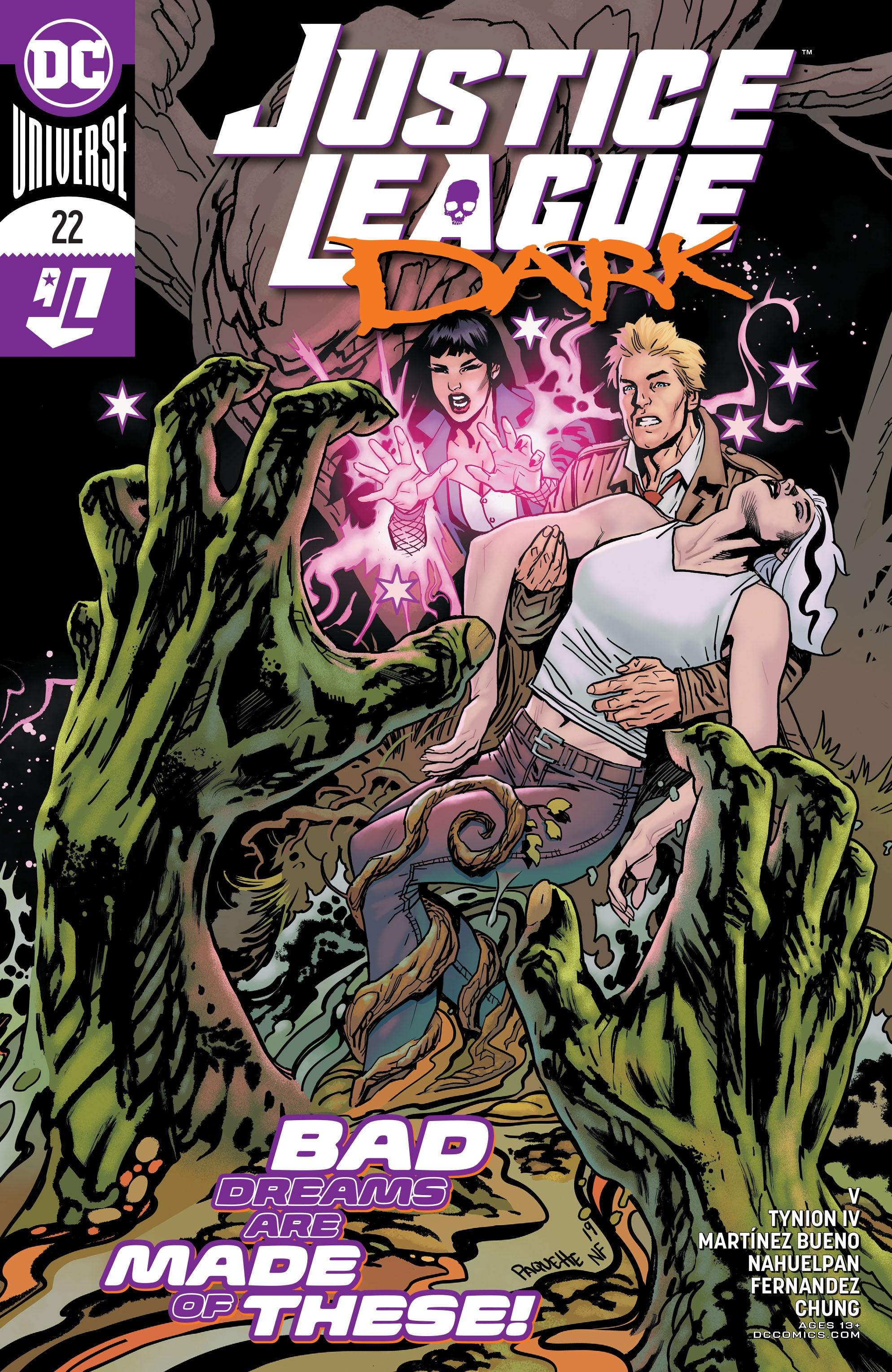 Justice League Dark (2018) 22 Page 1