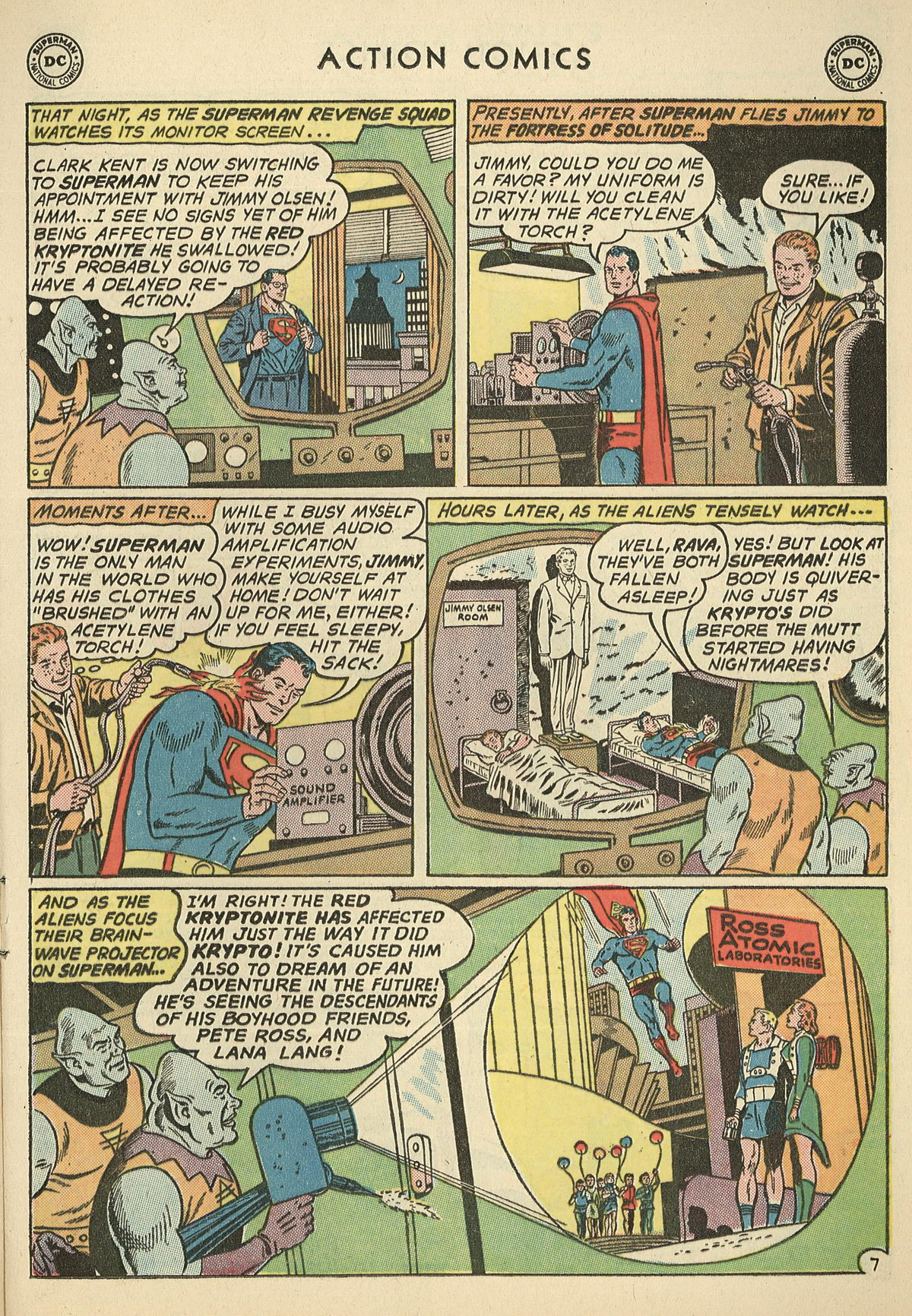 Read online Action Comics (1938) comic -  Issue #286 - 9