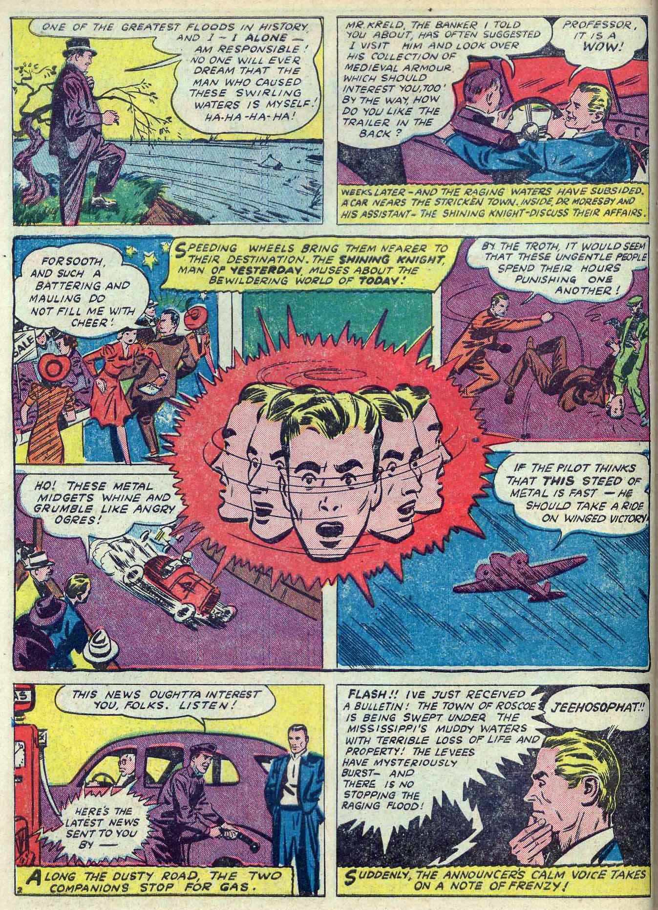 Read online Adventure Comics (1938) comic -  Issue #70 - 18