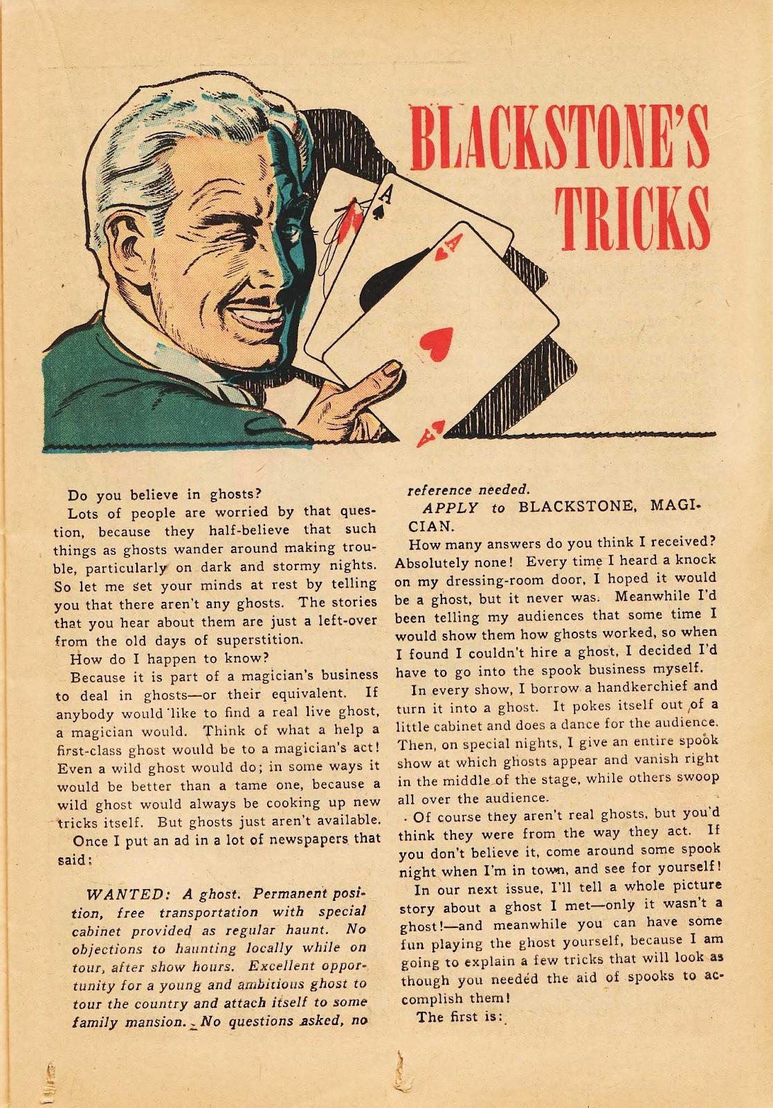 Super-Magician Comics issue 22 - Page 27