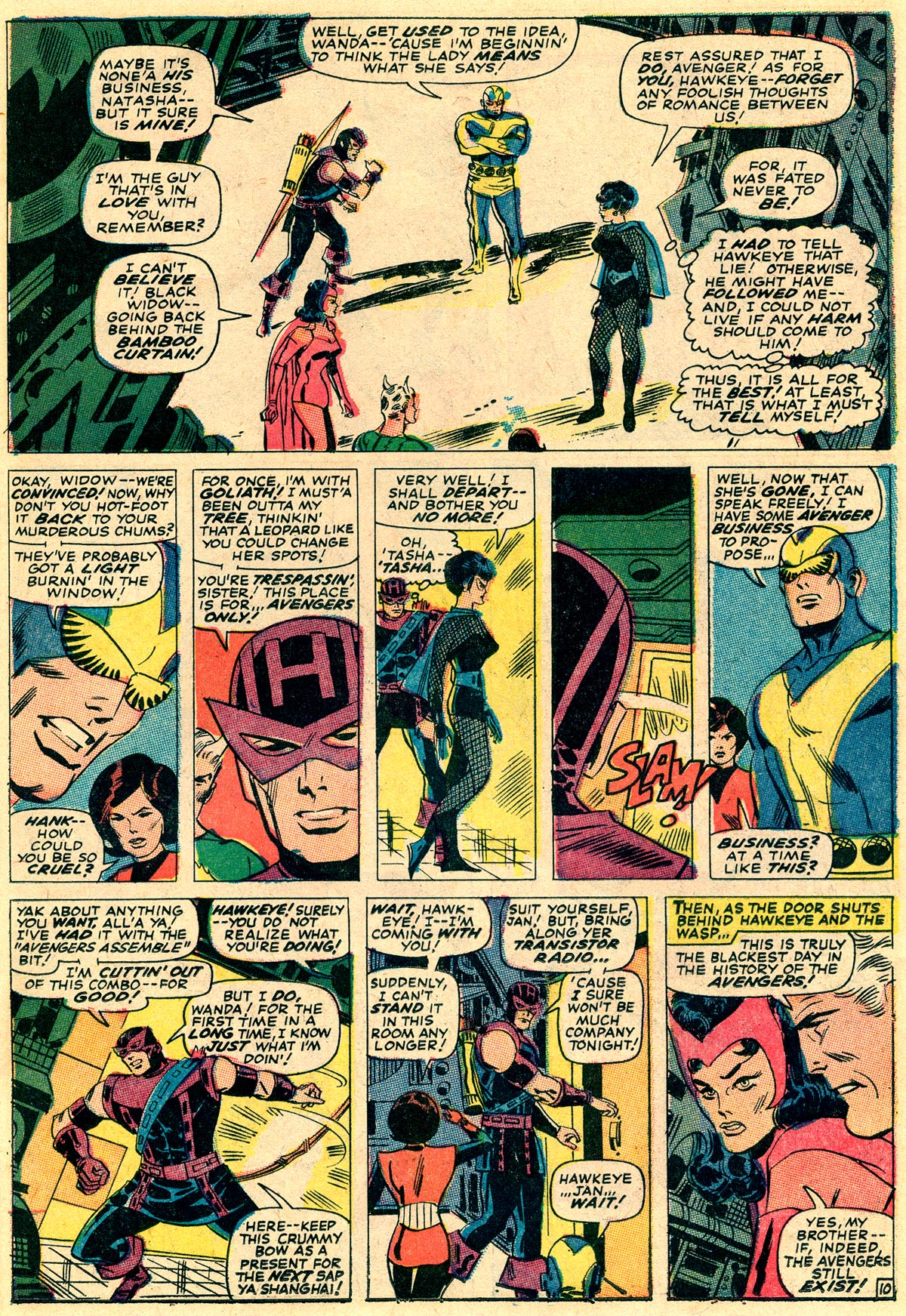 The Avengers (1963) 38 Page 14