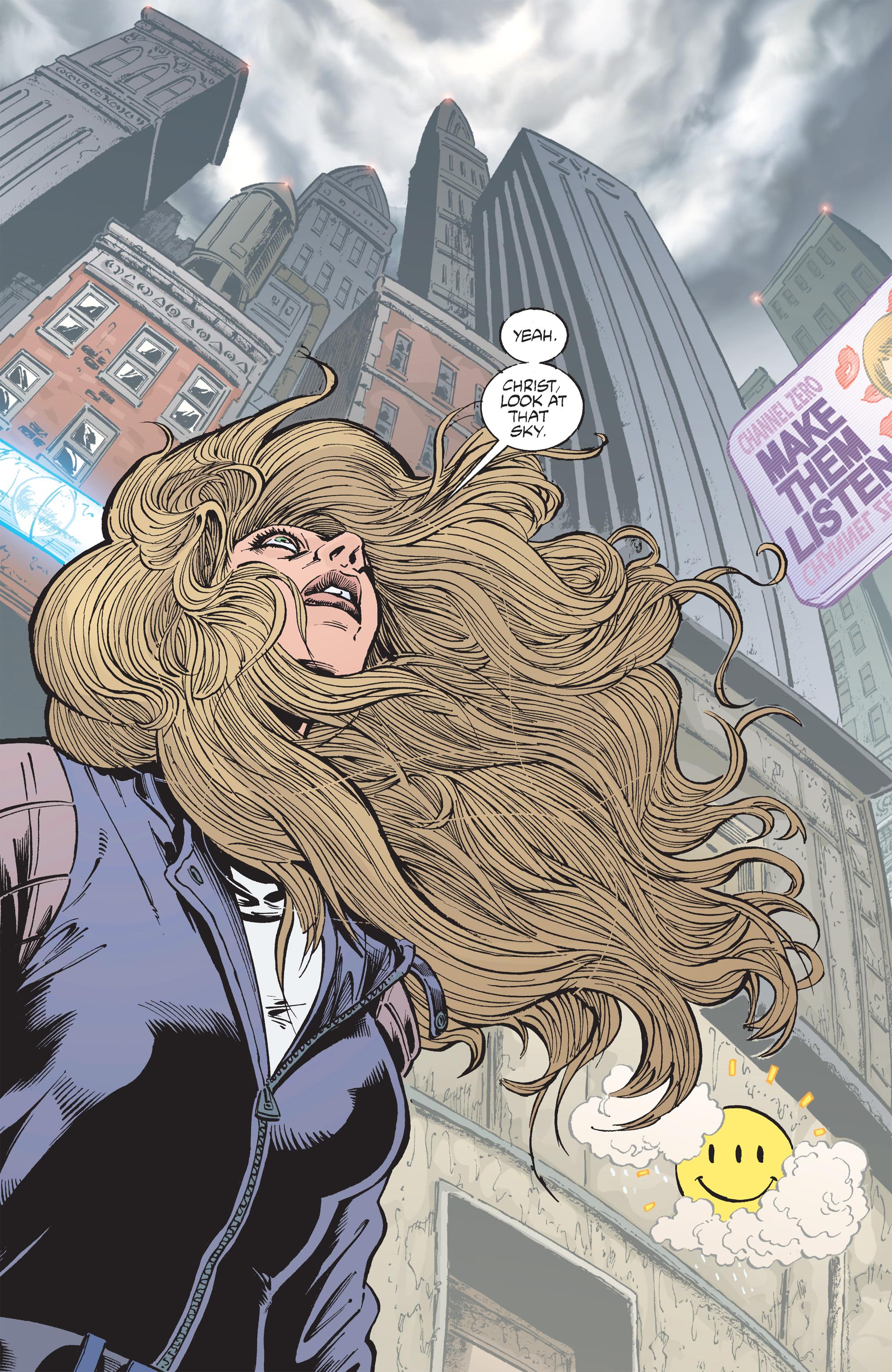 Read online Transmetropolitan comic -  Issue #43 - 23