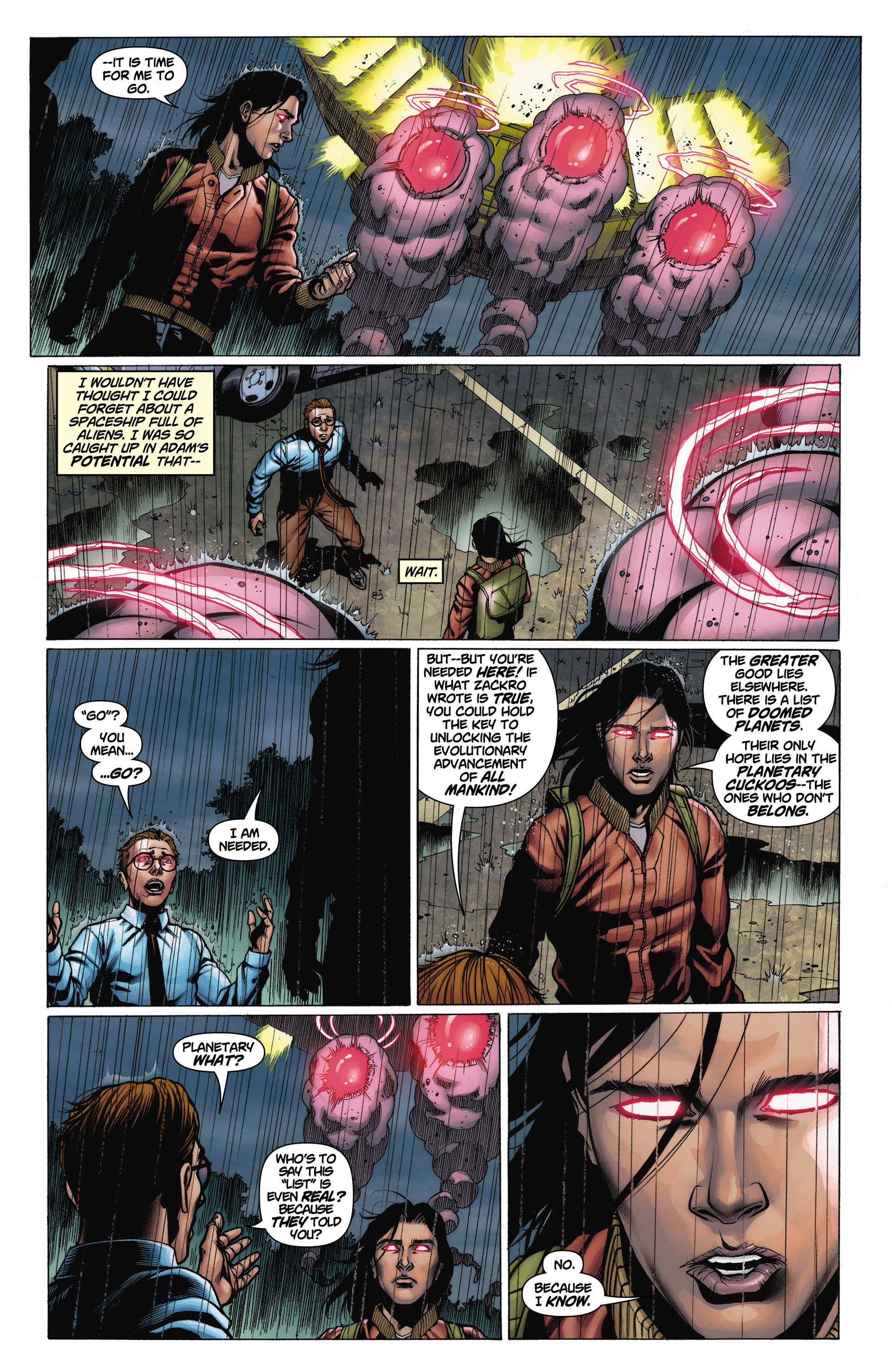 Read online Action Comics (2011) comic -  Issue #0 - 27