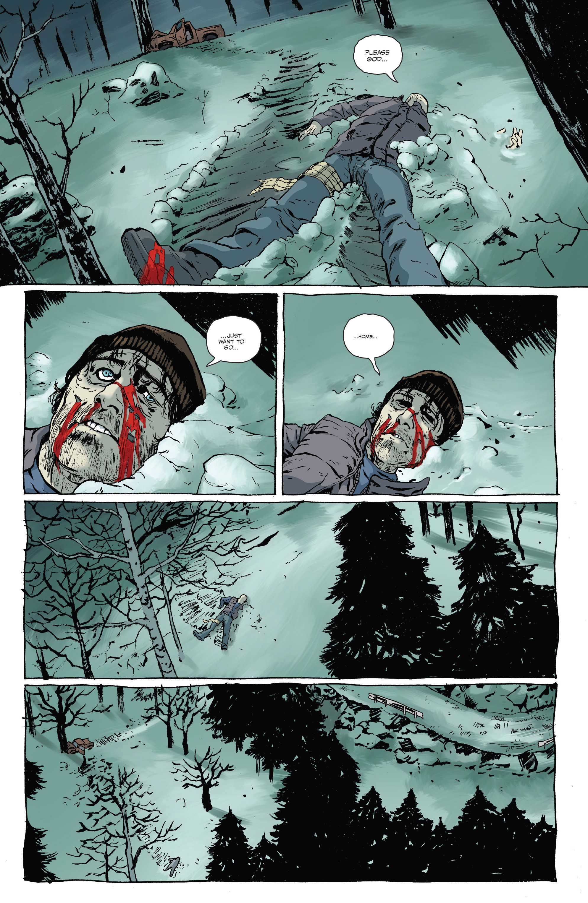 Read online Sheltered comic -  Issue #10 - 19