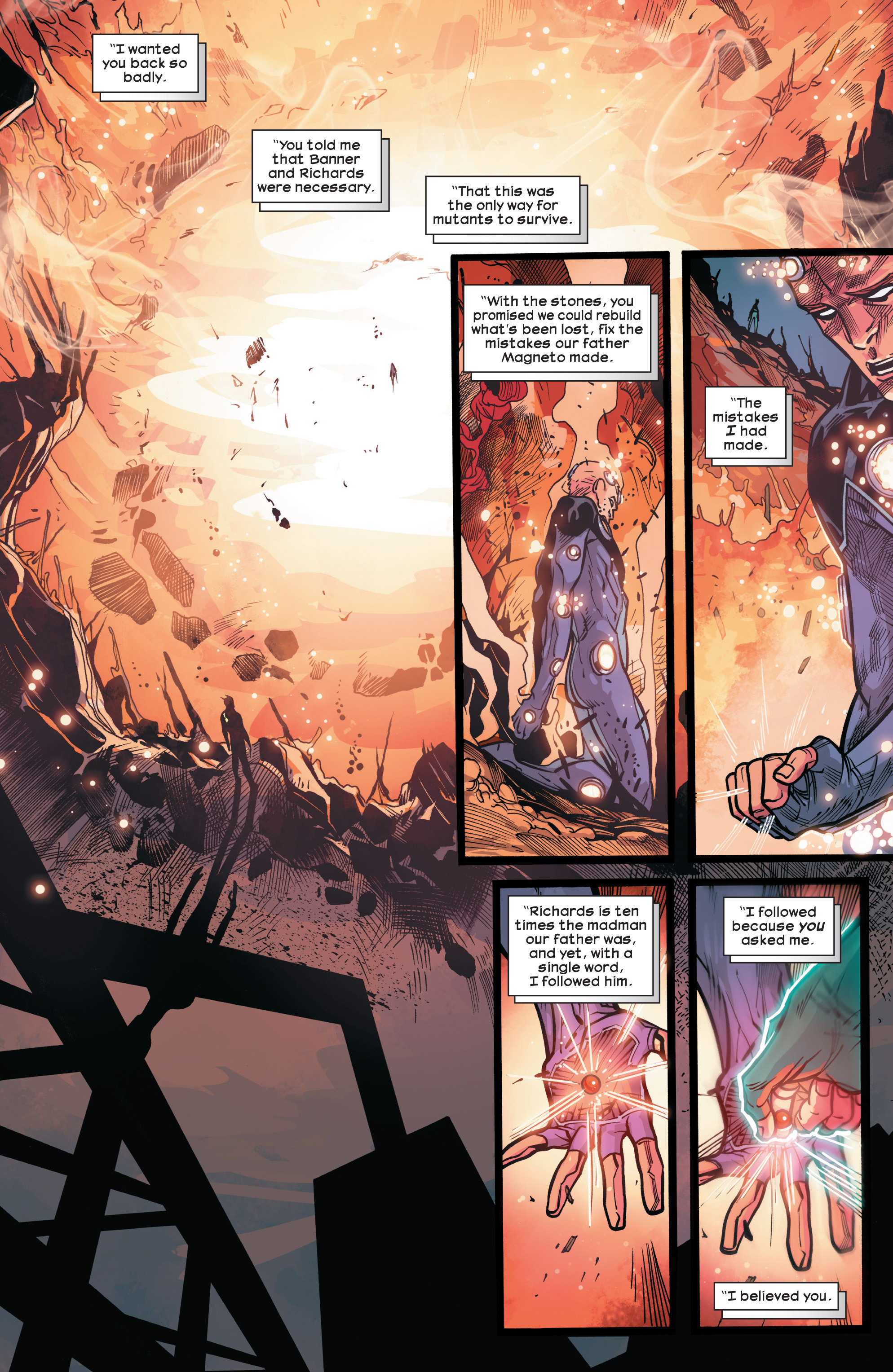Read online Ultimate Comics Ultimates comic -  Issue #29 - 11