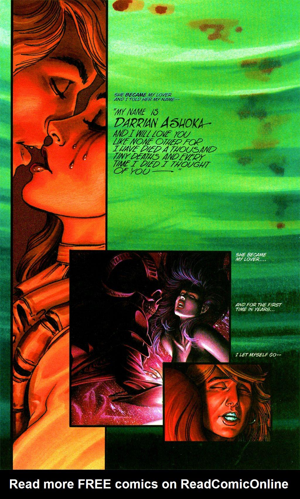 Read online Dawn: Three Tiers comic -  Issue #2 - 17