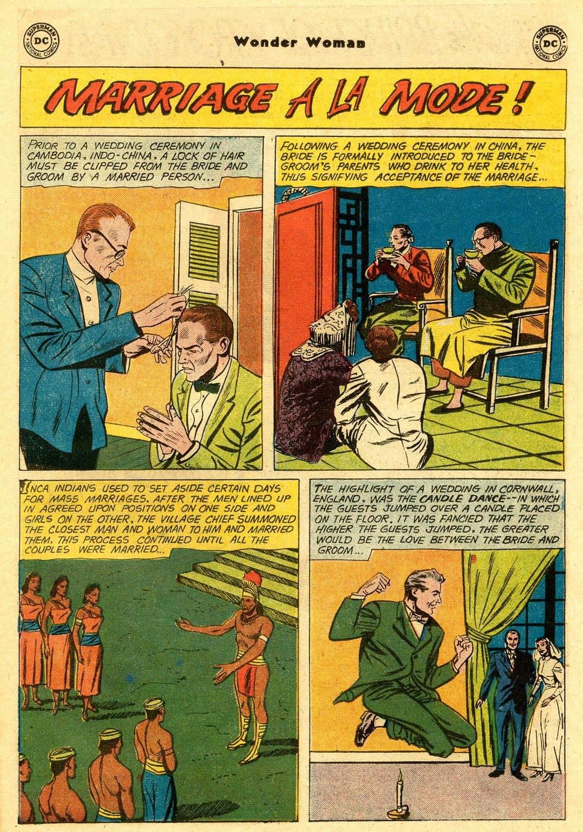 Read online Wonder Woman (1942) comic -  Issue #110 - 23
