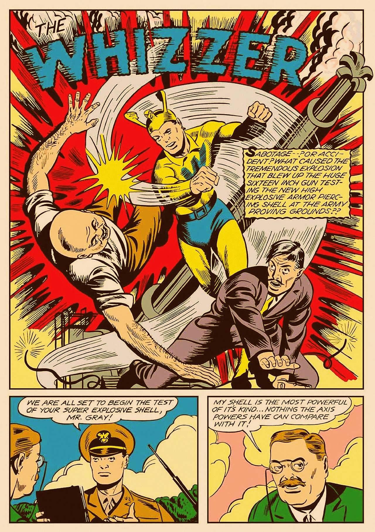 Read online All-Winners Comics comic -  Issue #9 - 51