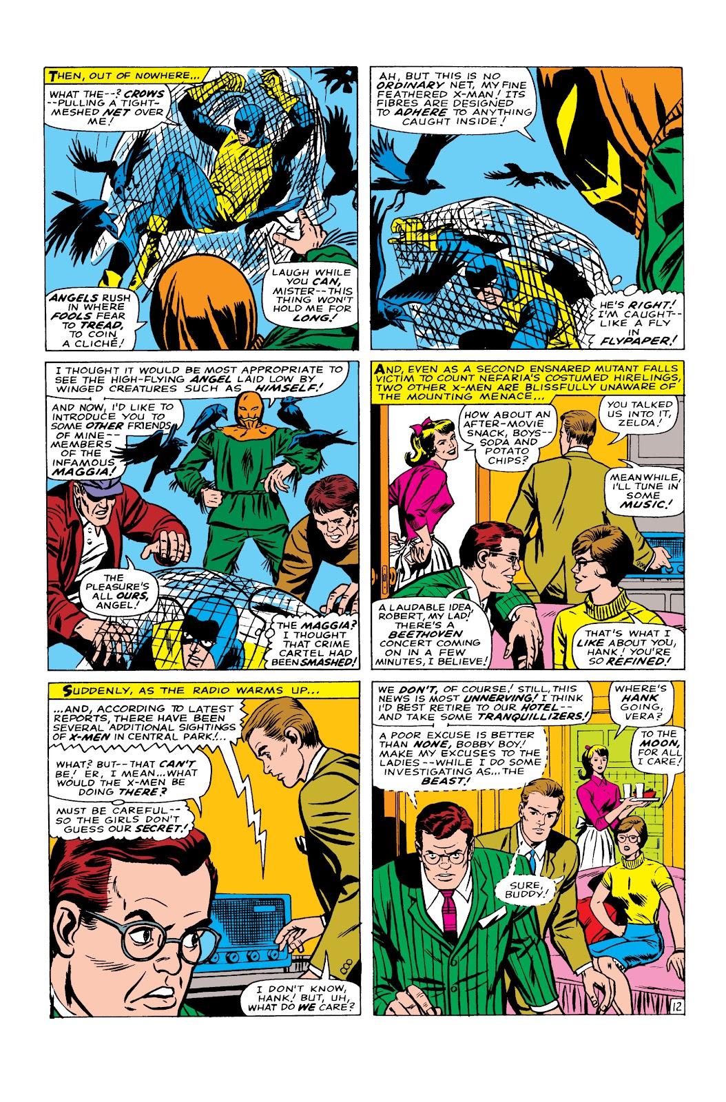 Uncanny X-Men (1963) issue 22 - Page 13