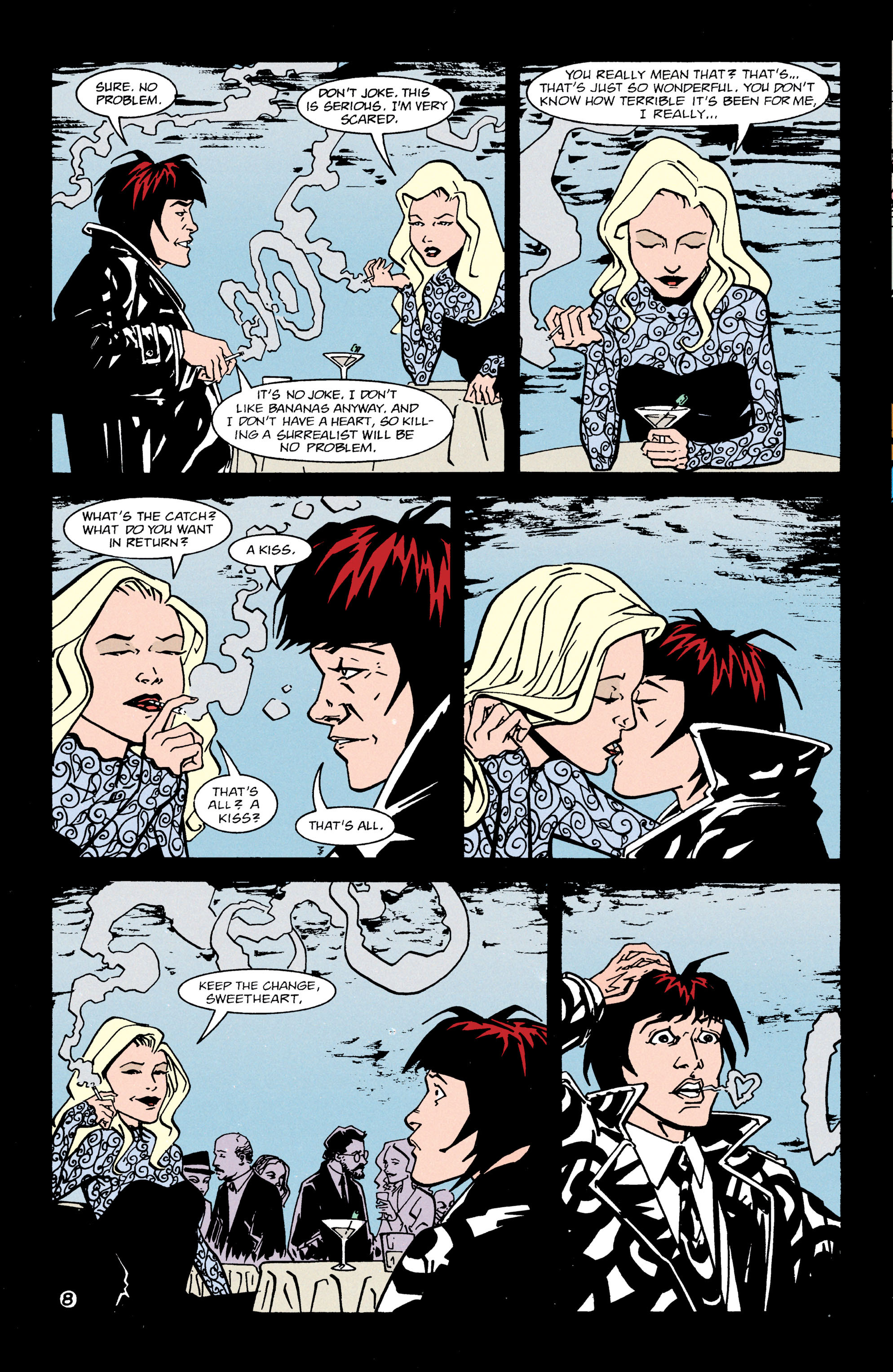 Read online Shade, the Changing Man comic -  Issue #65 - 9