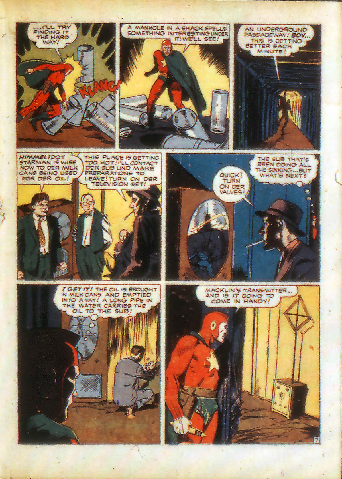 Read online Adventure Comics (1938) comic -  Issue #88 - 35