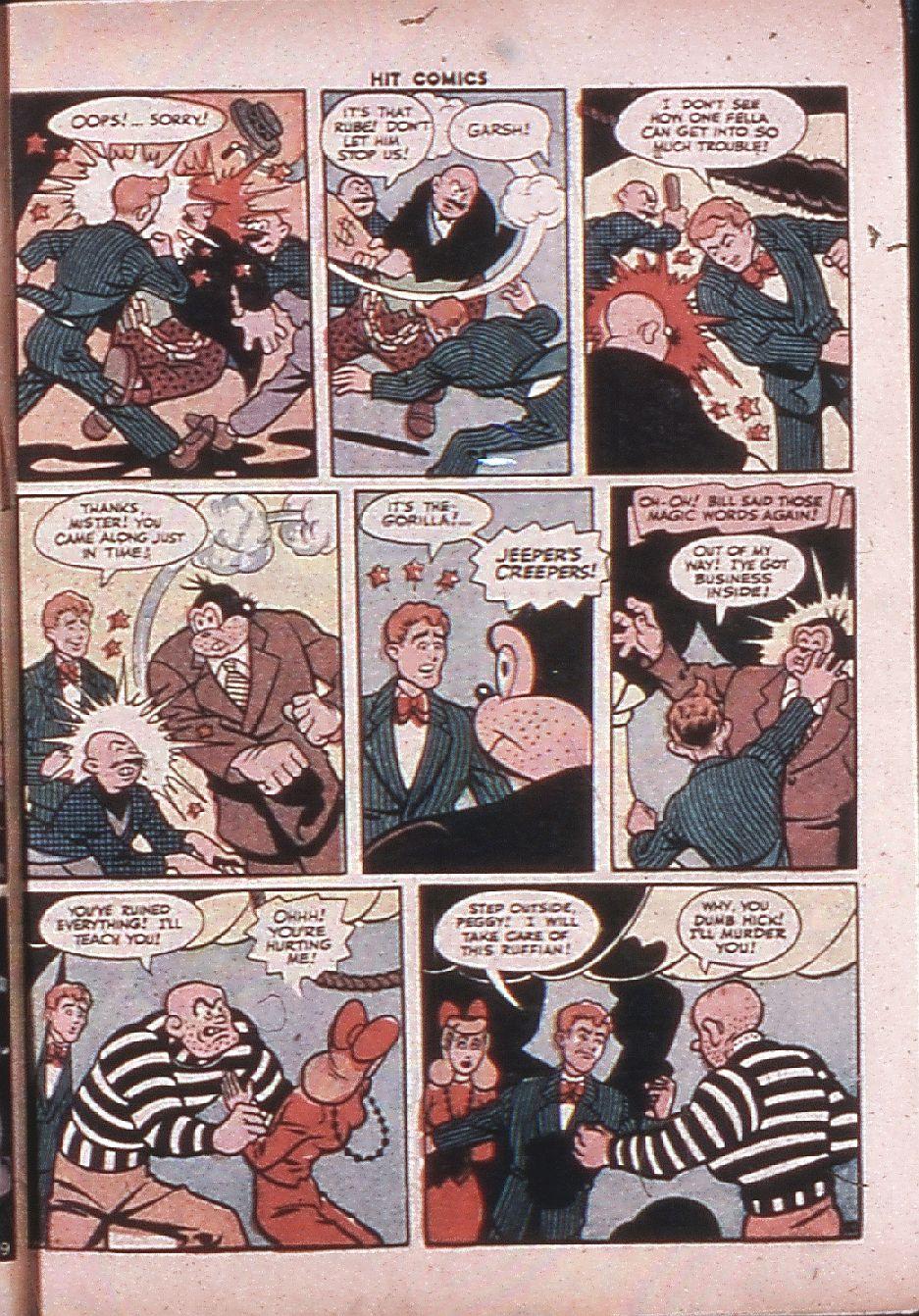 Read online Hit Comics comic -  Issue #33 - 56