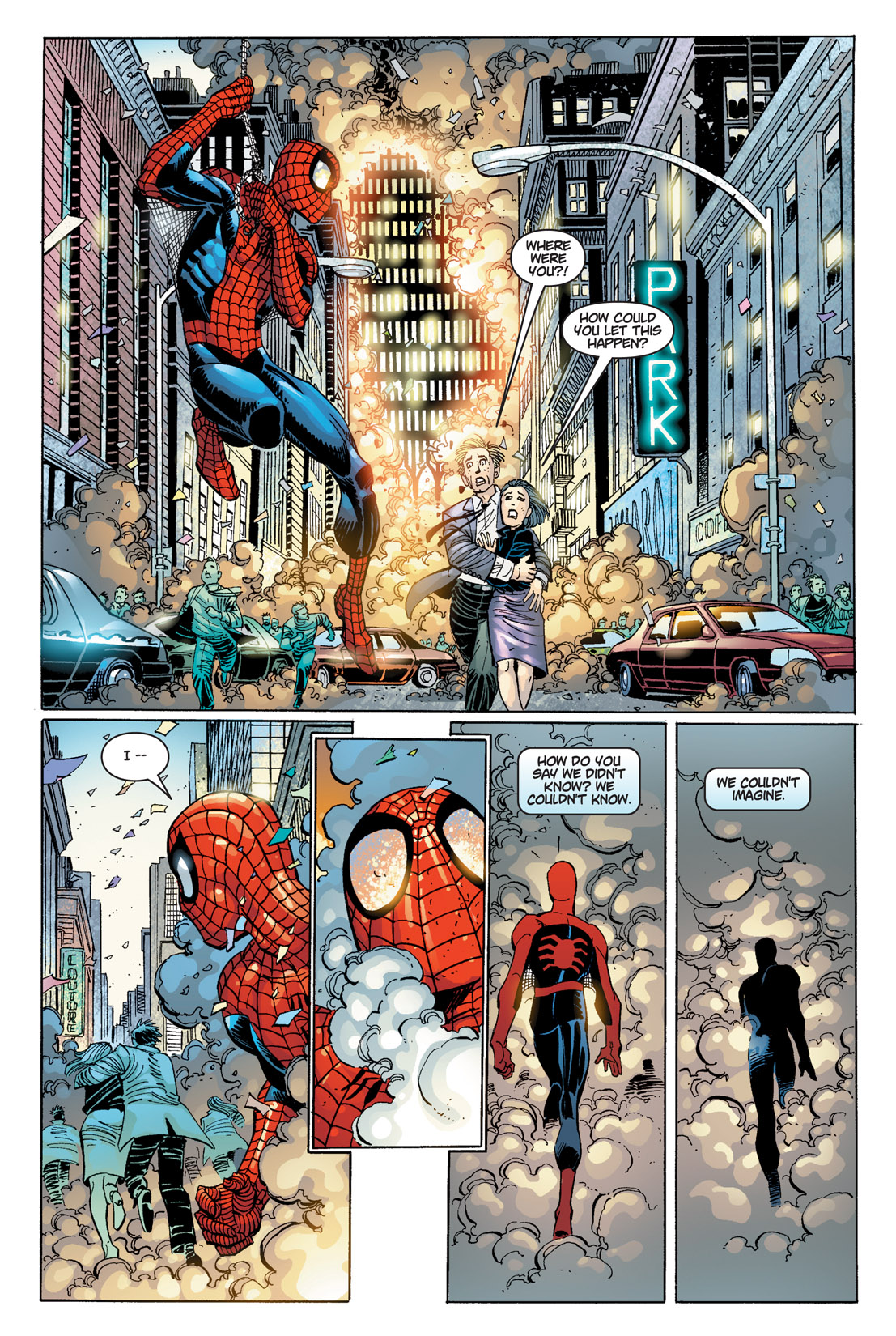 The Amazing Spider-Man (1999) 36 Page 3